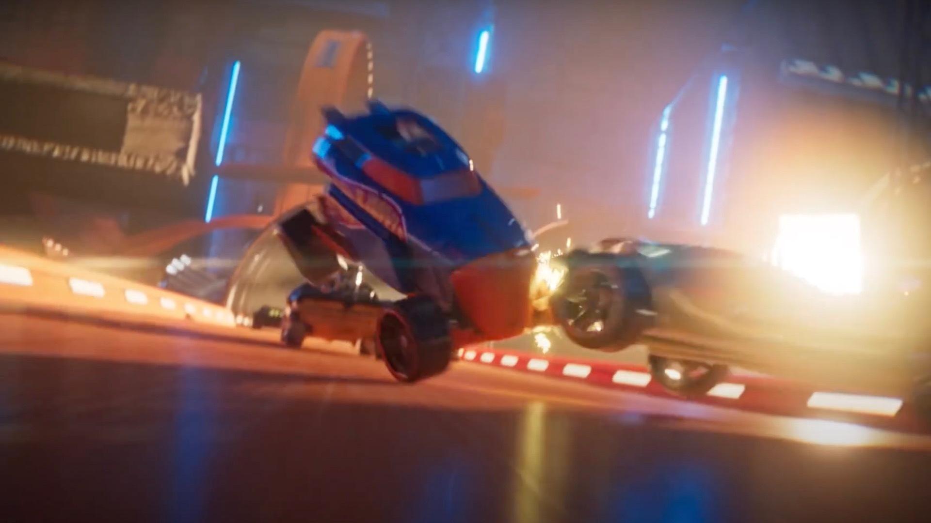 Hot Wheels Unleashed trailer screenshot