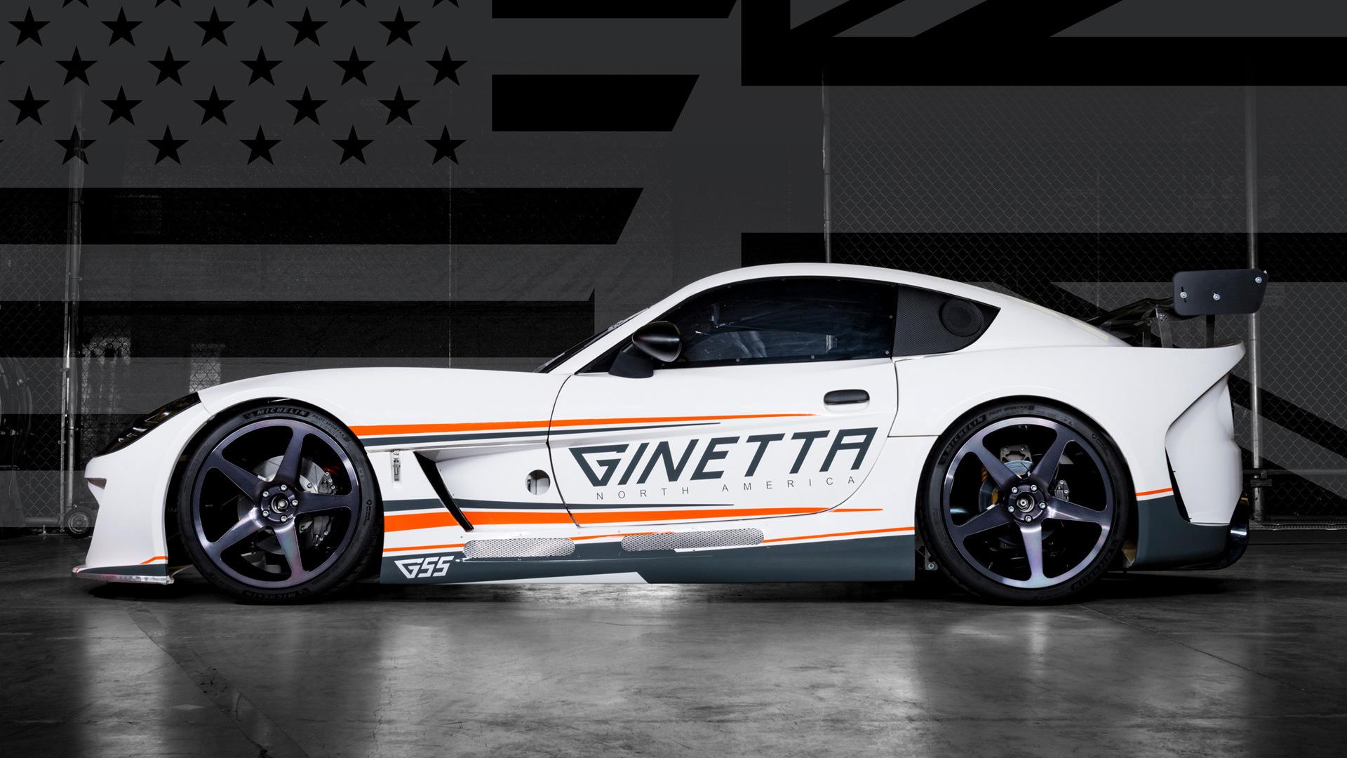 Ginetta G56 GTA race car