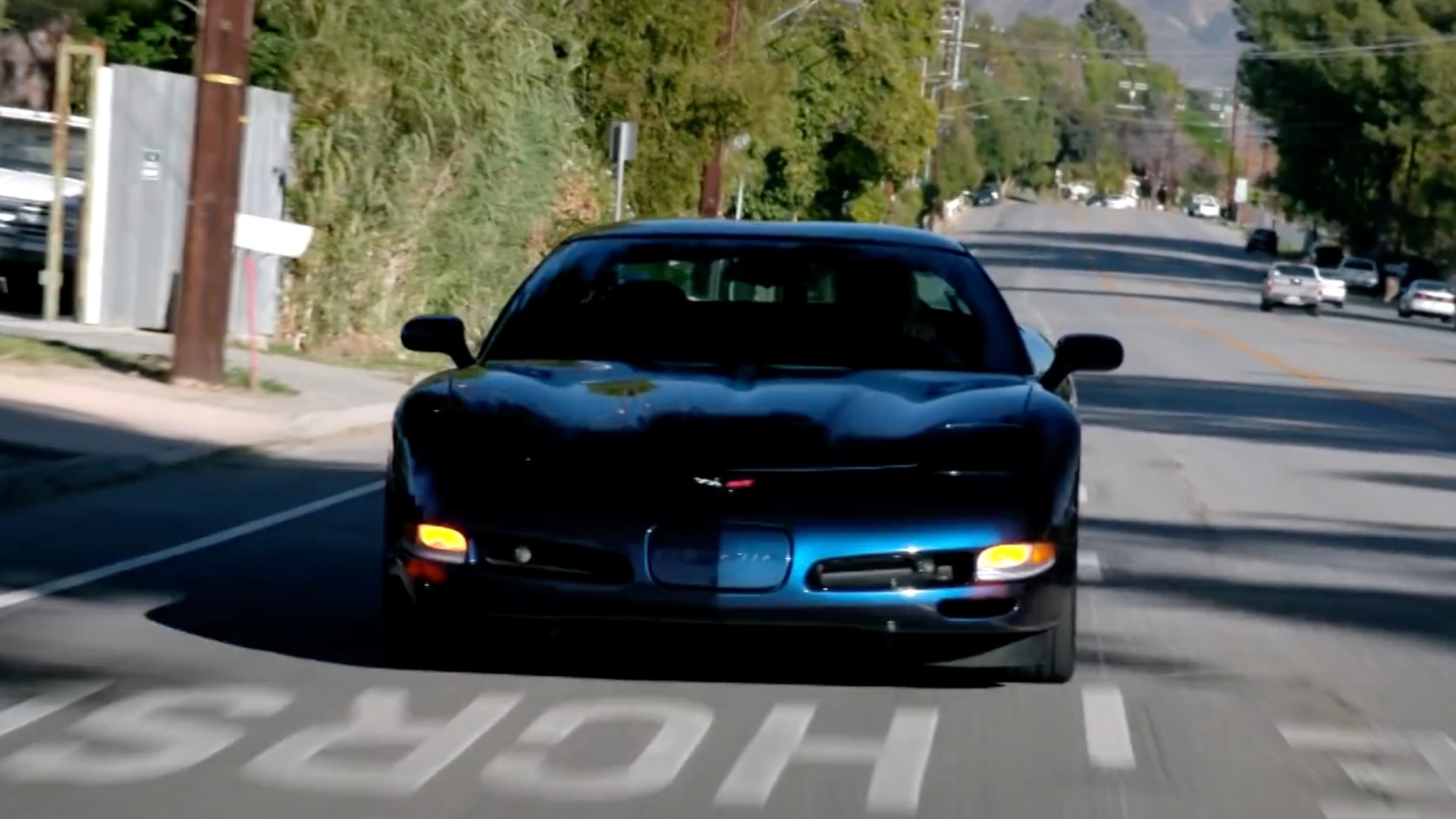 1999 Chevrolet Corvette on Jay Leno's Garage