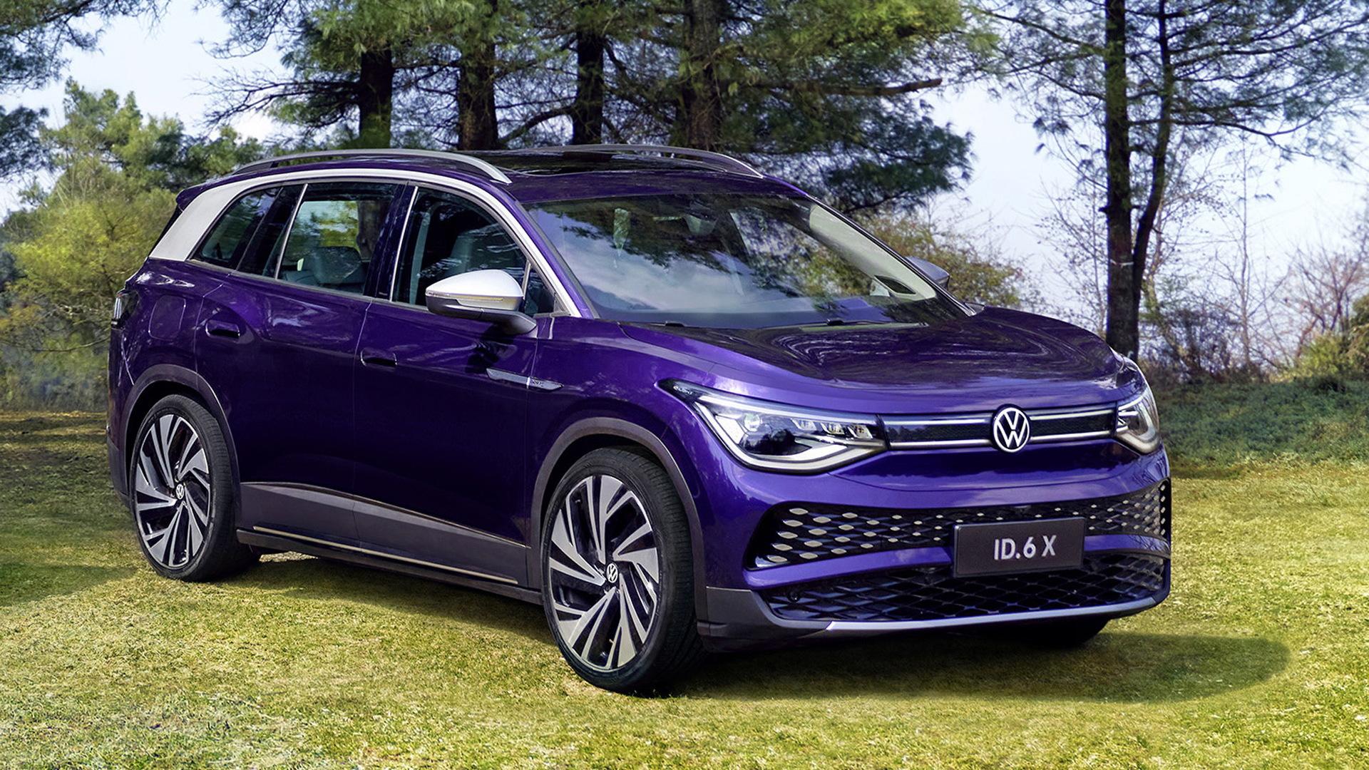 2022 Volkswagen ID.6