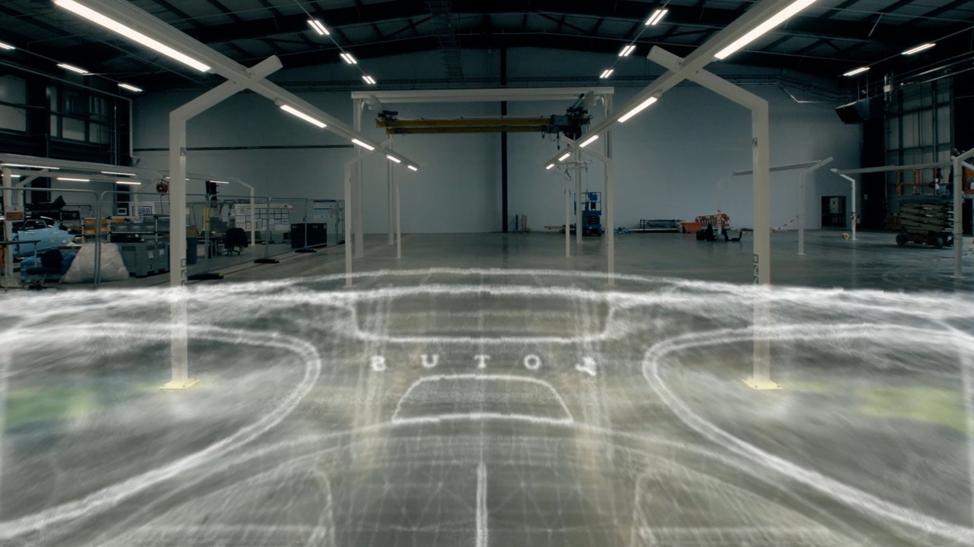 Teaser for Lotus Emira due in 2022