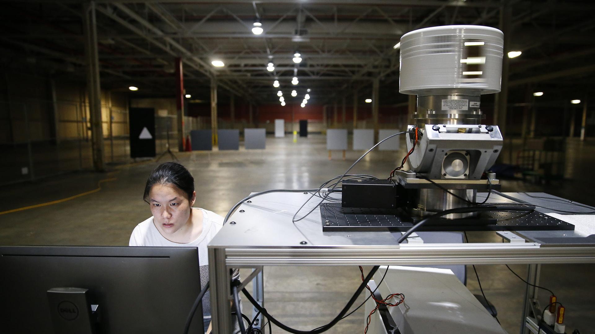 Argo AI lidar technology