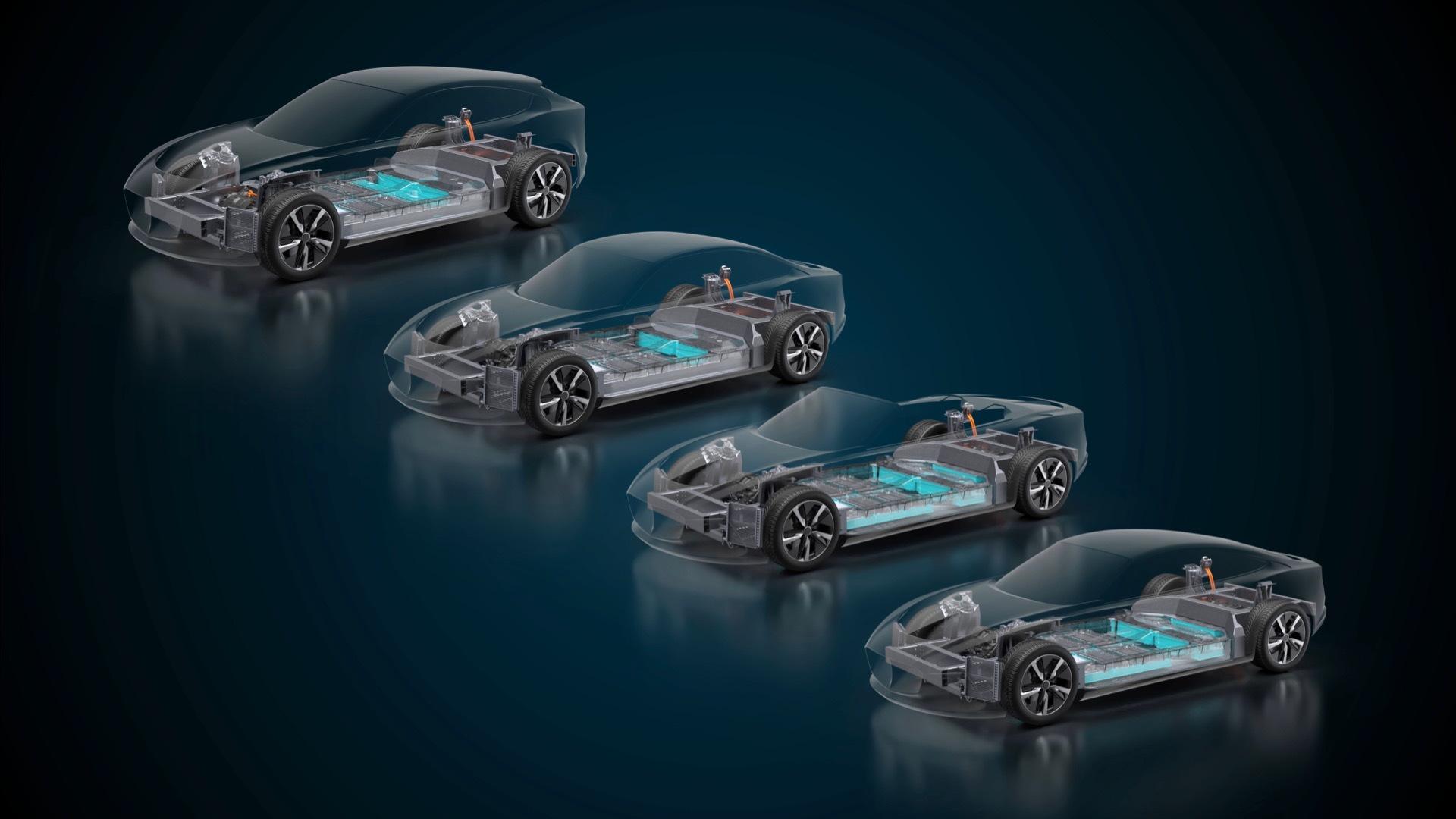 Italdesign and Williams Advanced Engineering EVX platform