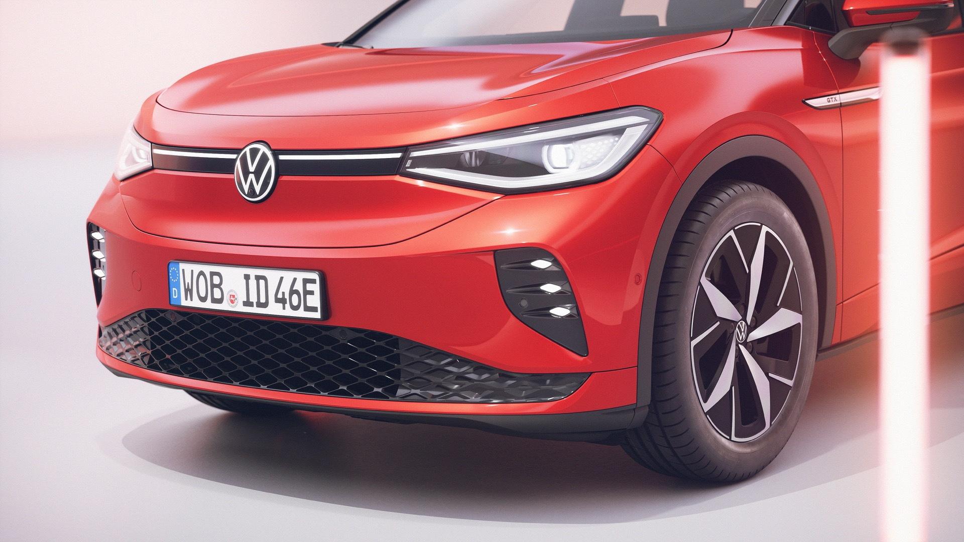 Volkswagen ID.4 GTX (Euro spec)