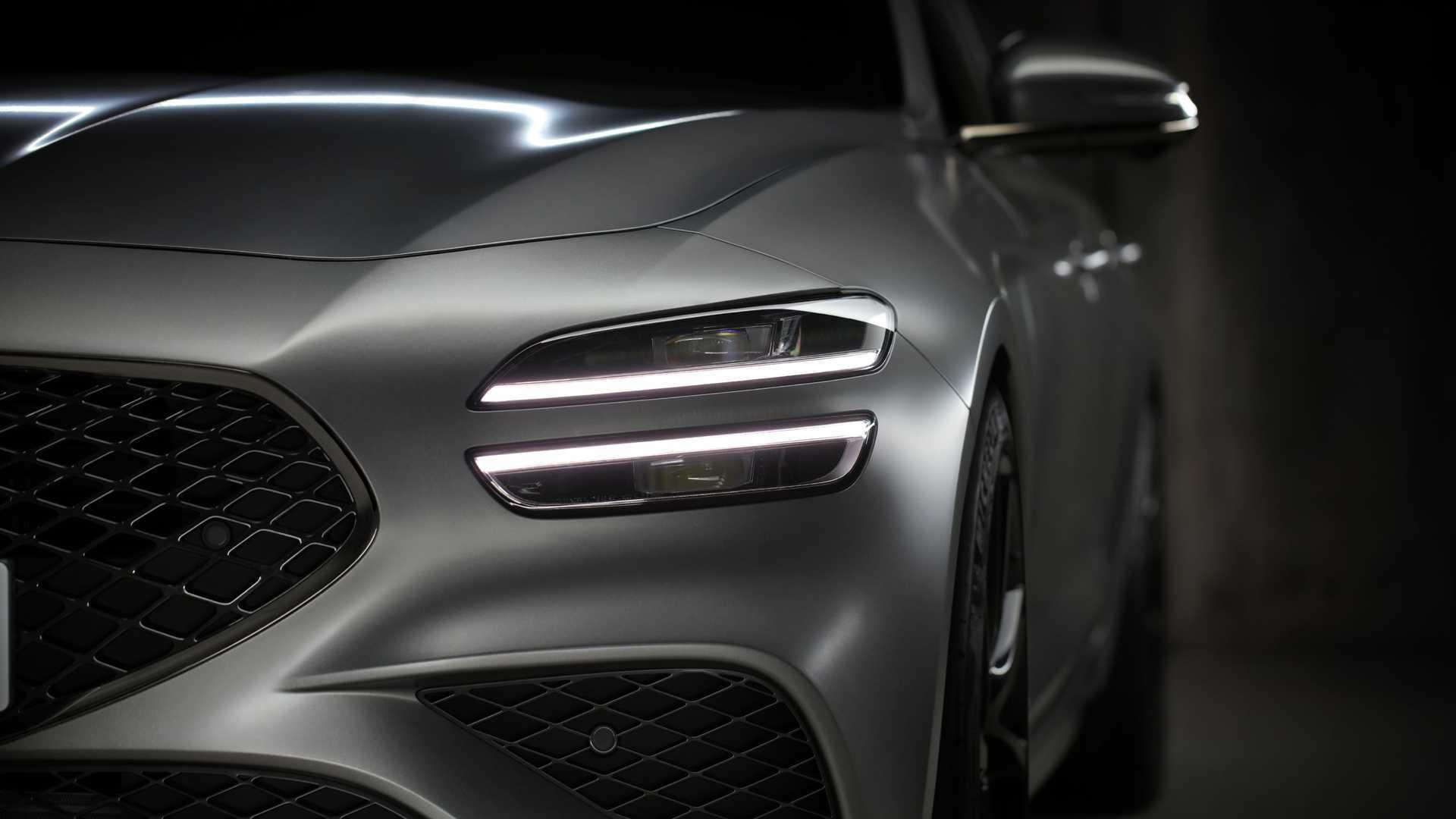 2022 Genesis G70 Shooting Brake