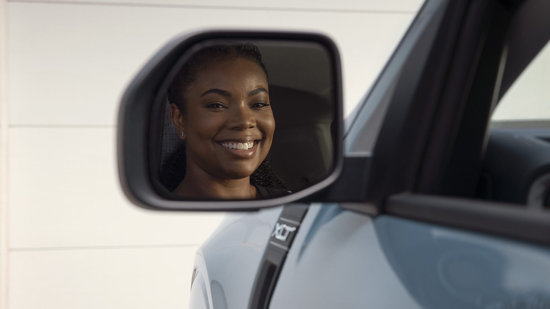 Gabrielle Union in the 2022 Ford Maverick