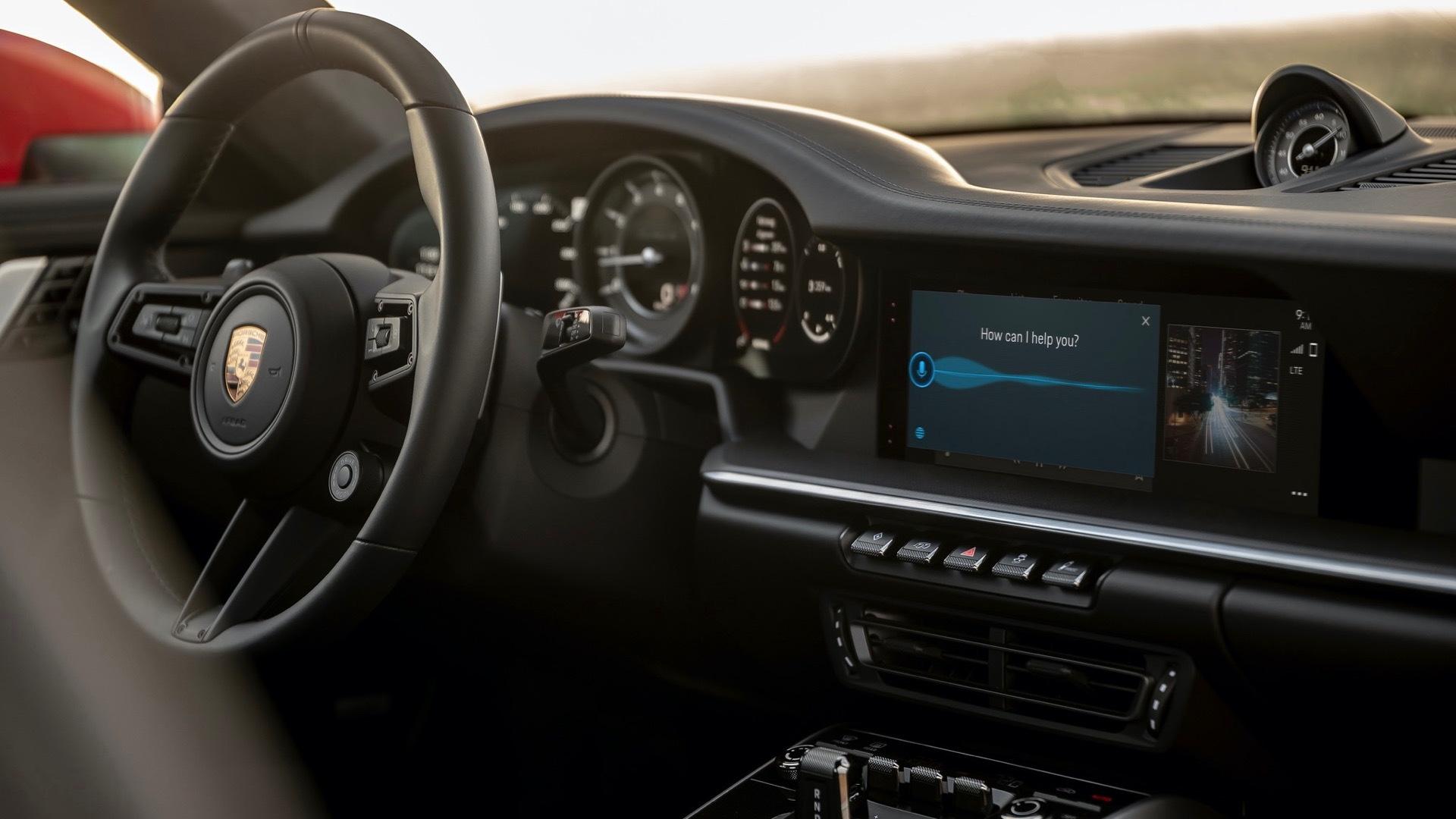 Porsche Communication Management 6.0