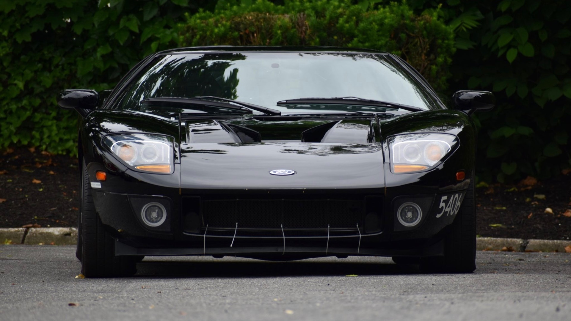 2004 Ford GT Confirmation Prototype 1 (Photo by Bring a Trailer)