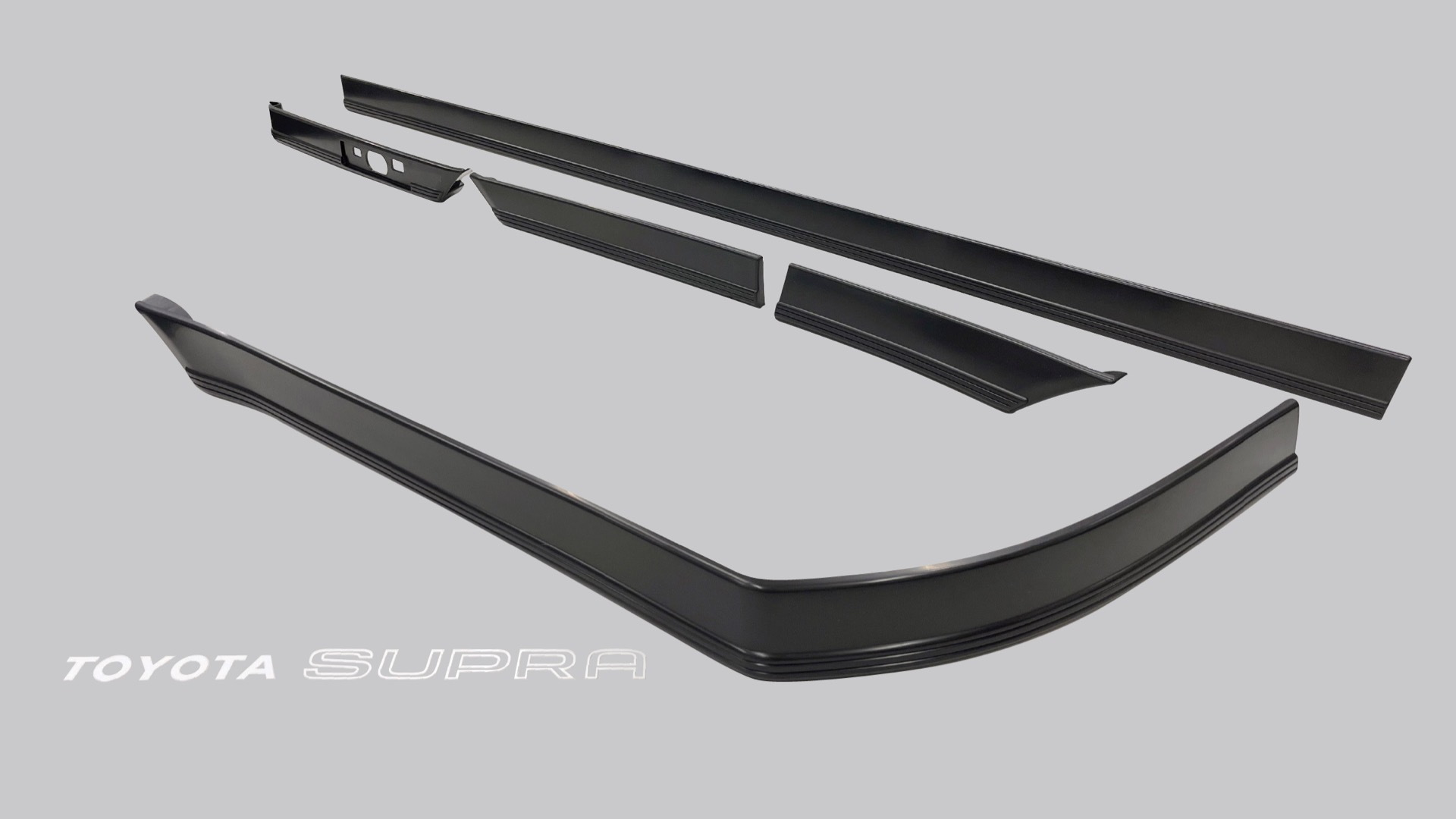 A70 Toyota Supra replacement side-protection molding