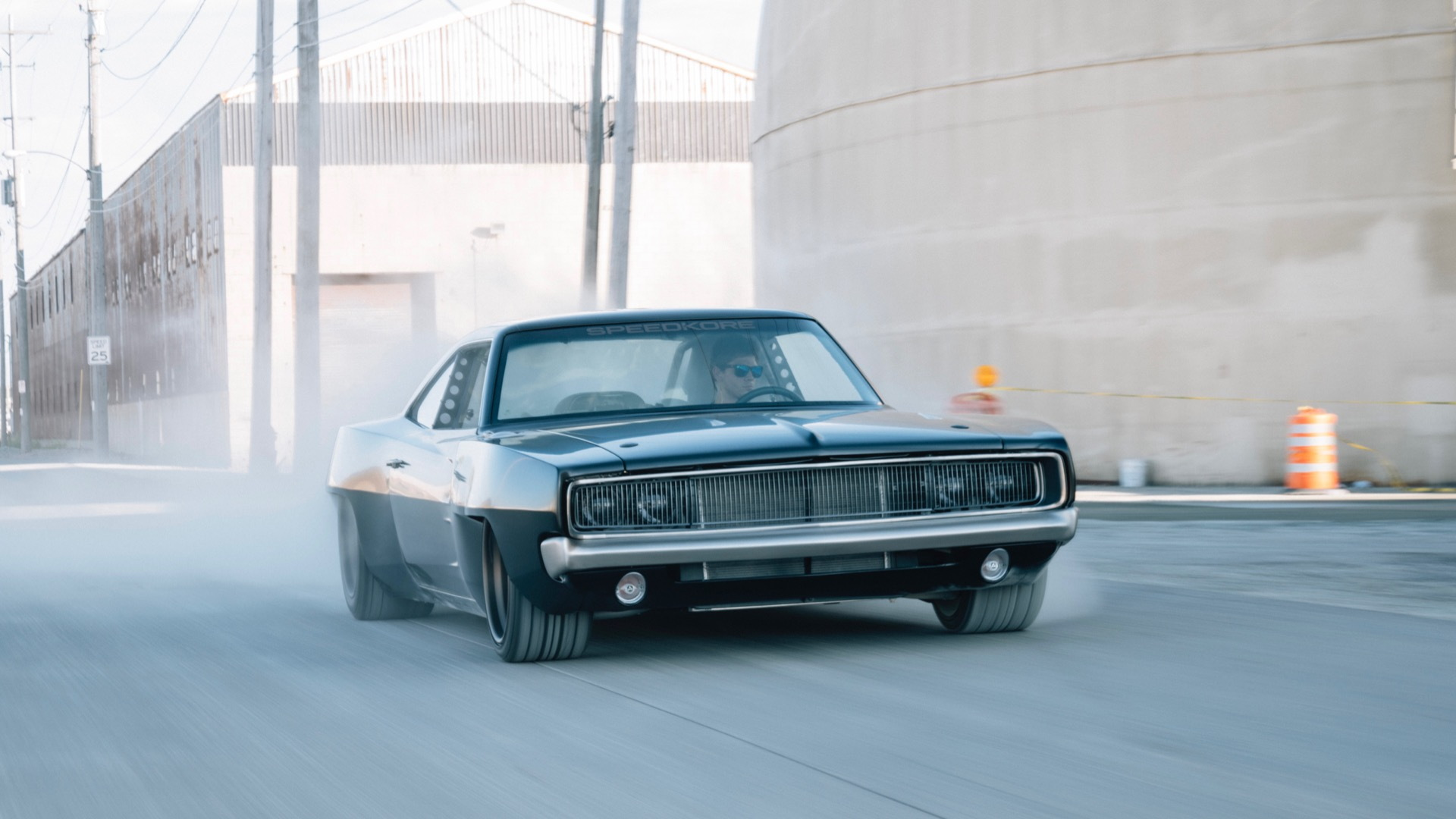 """SpeedKore """"Hellacious"""" 1968 Dodge Charger"""