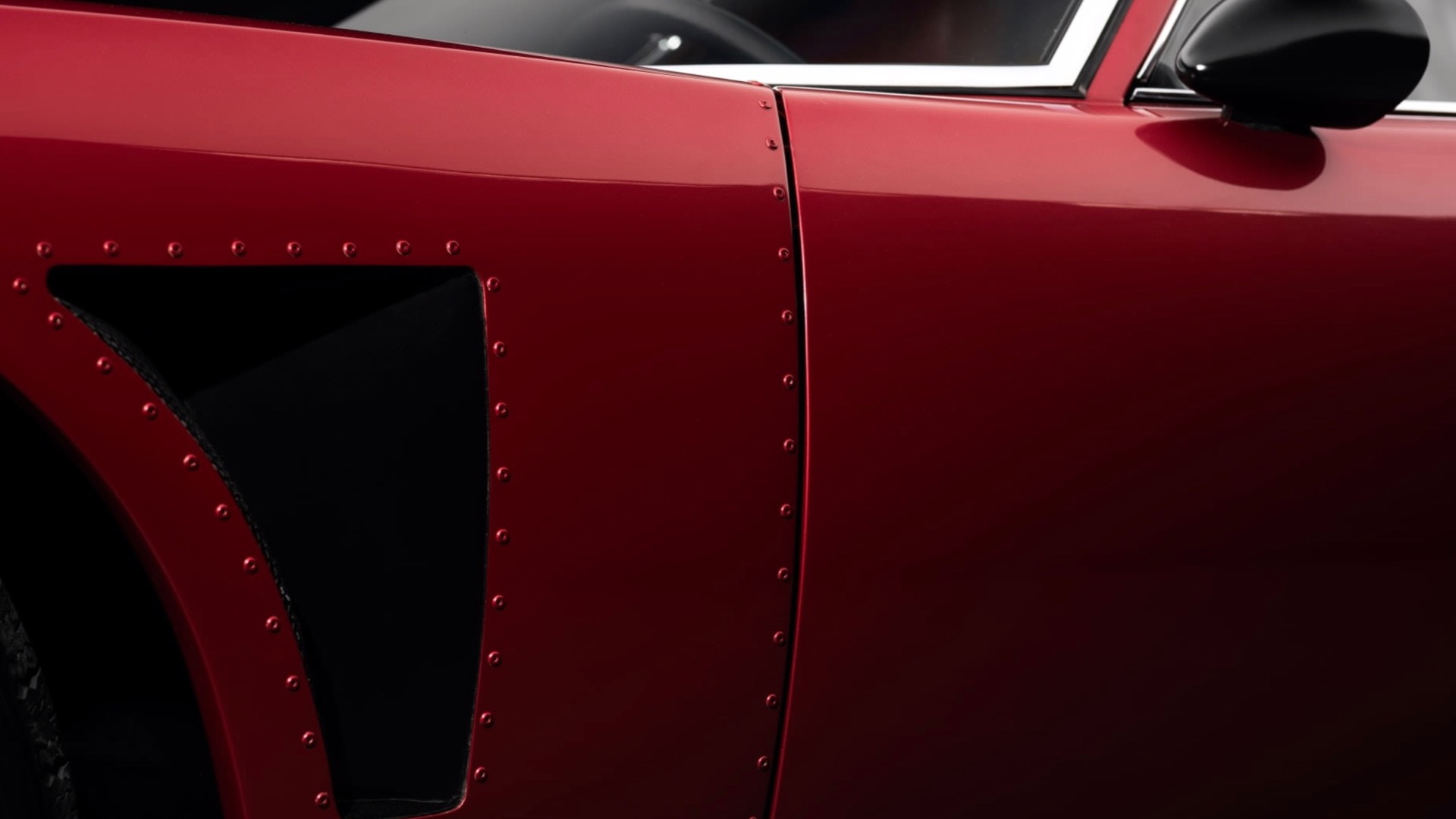 1972 Lamborghini Miura SVJ (photo via Kidston)