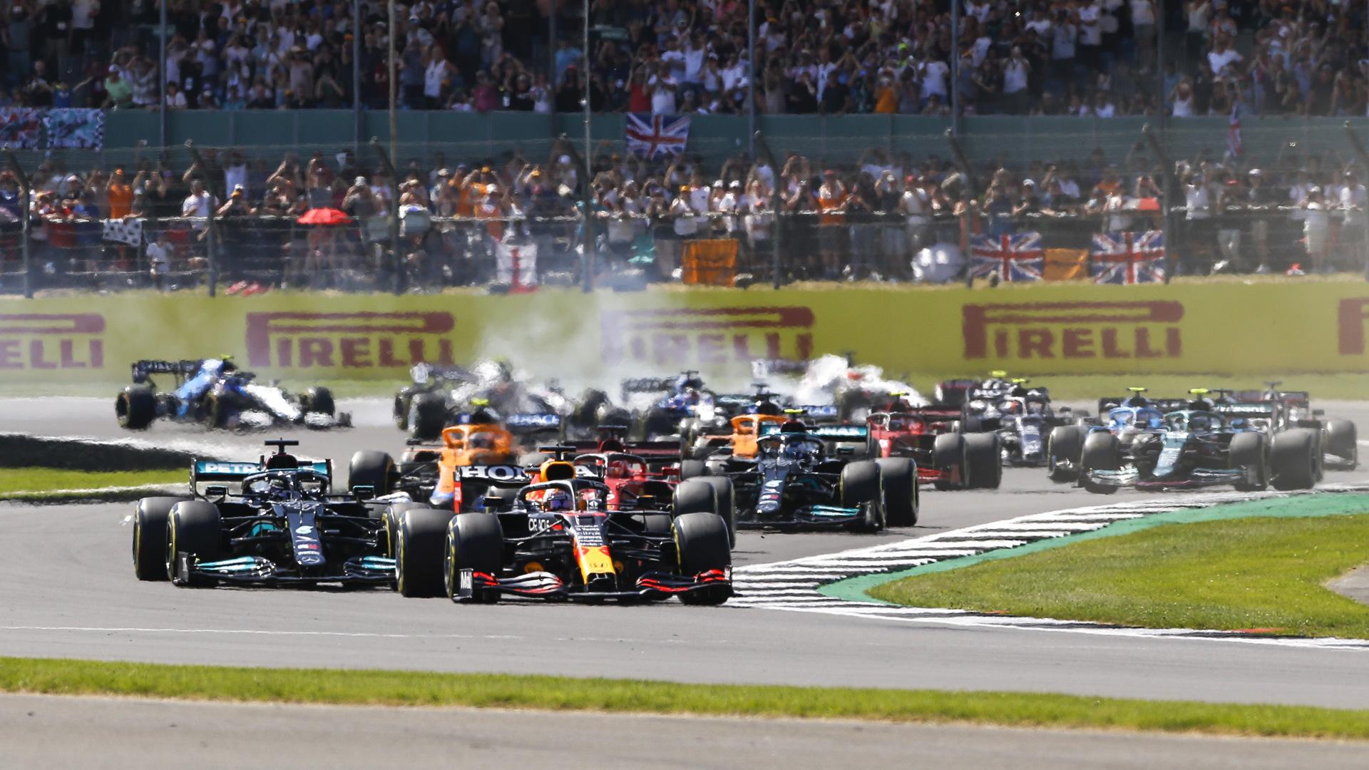 2021 Formula One British Grand Prix