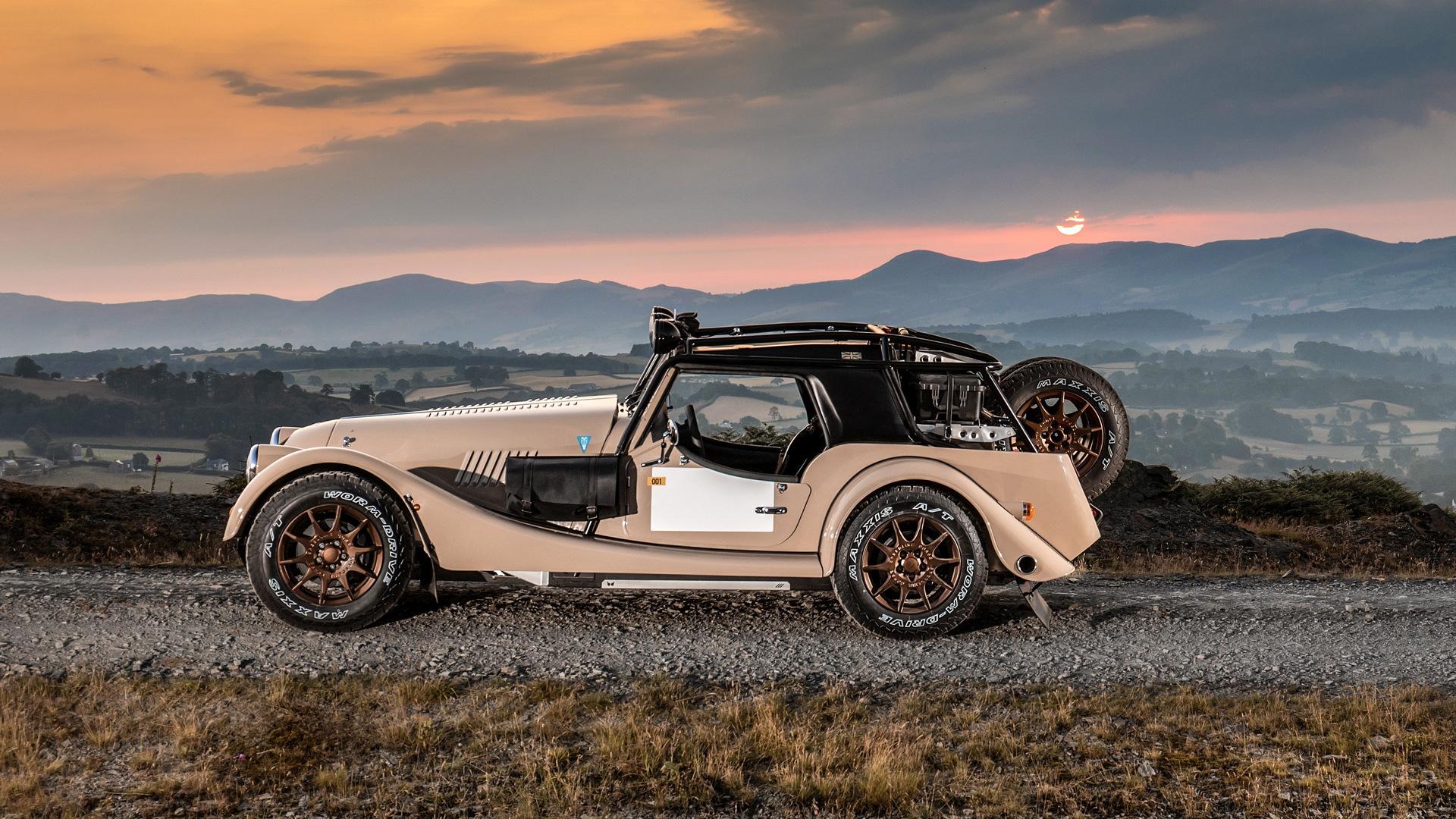 2021 Morgan Plus Four CX-T