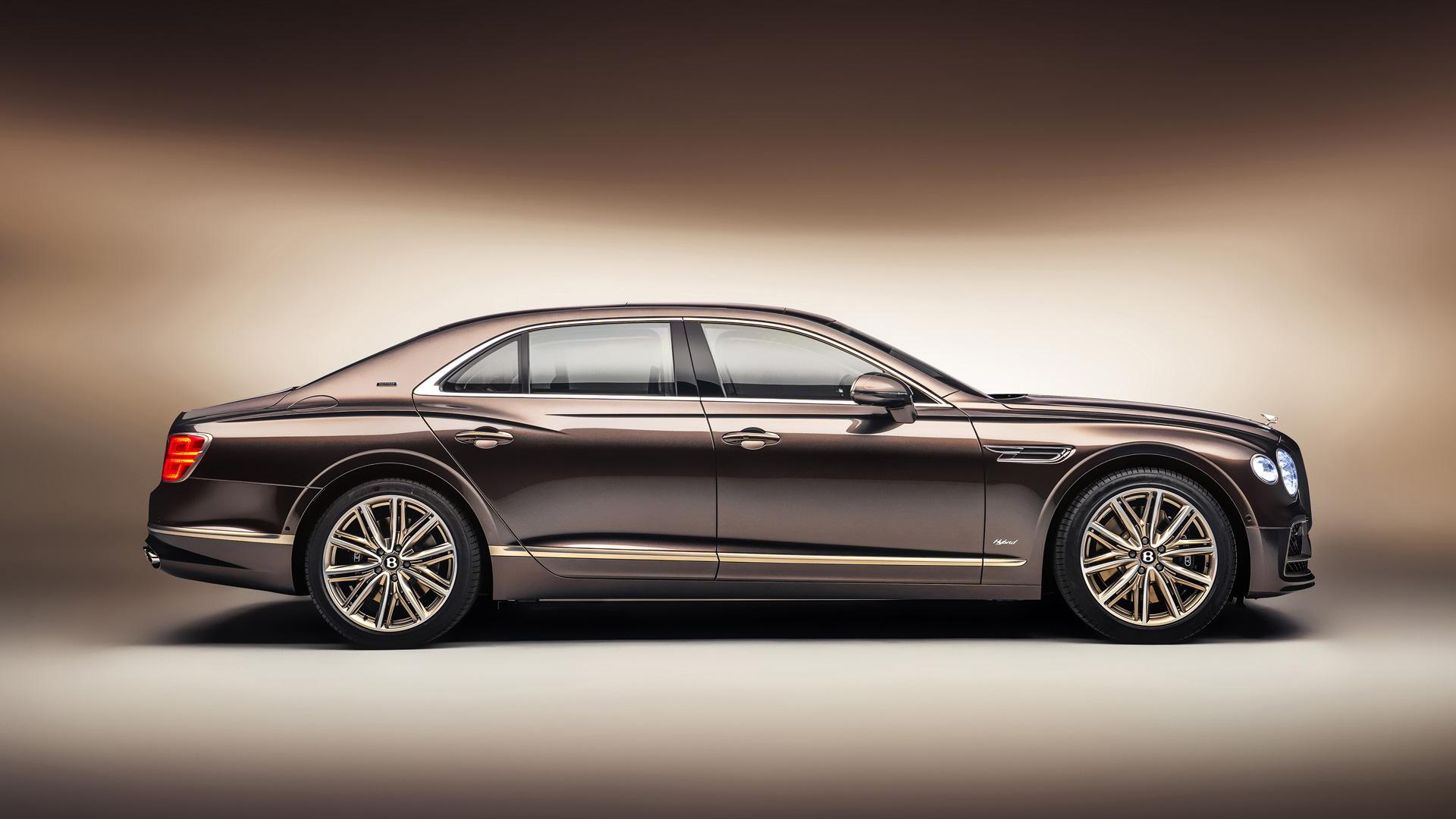2022 Bentley Flying Spur Hybrid Odyssean Edition