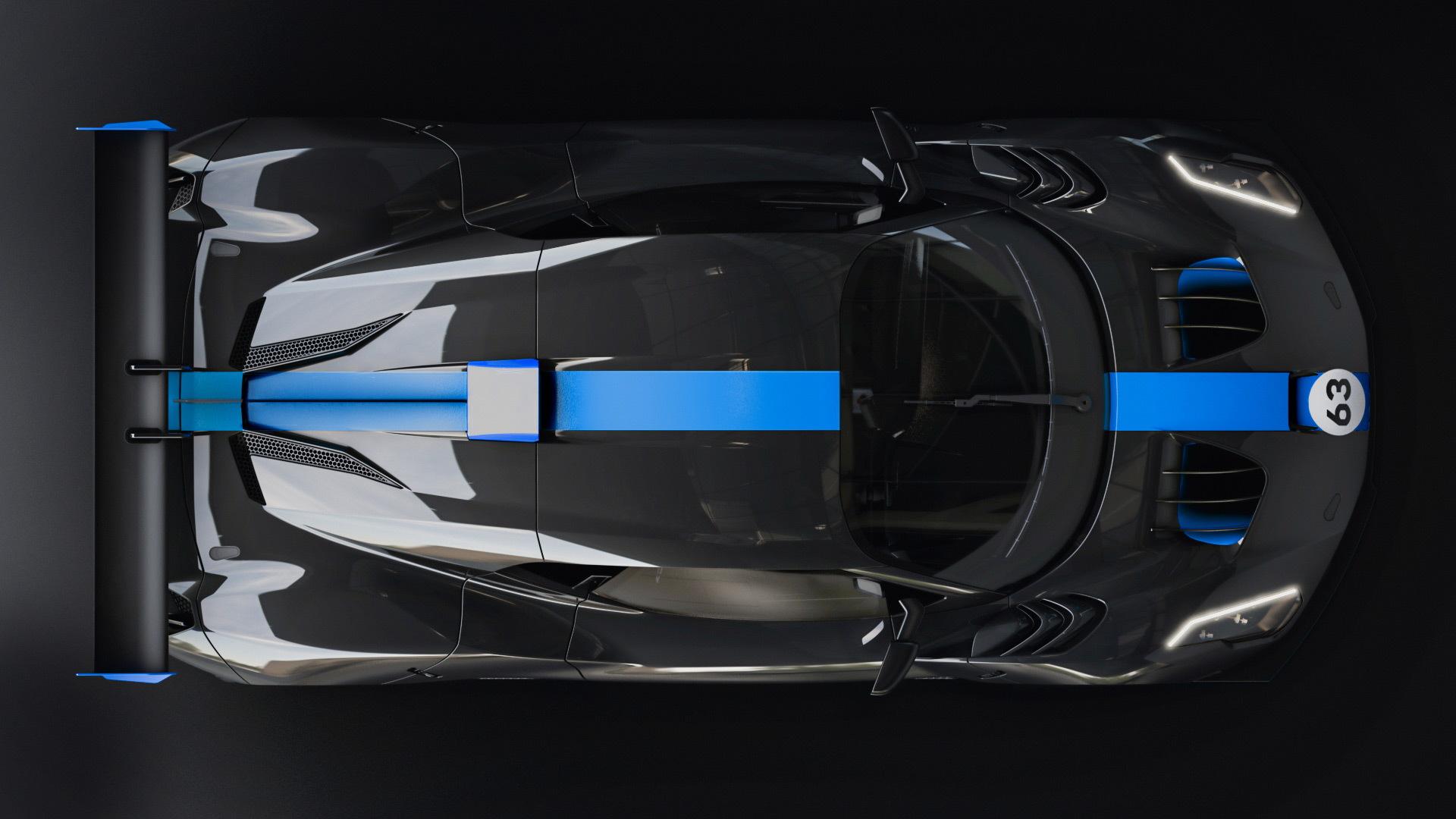 Brabham BT63 GT2 concept