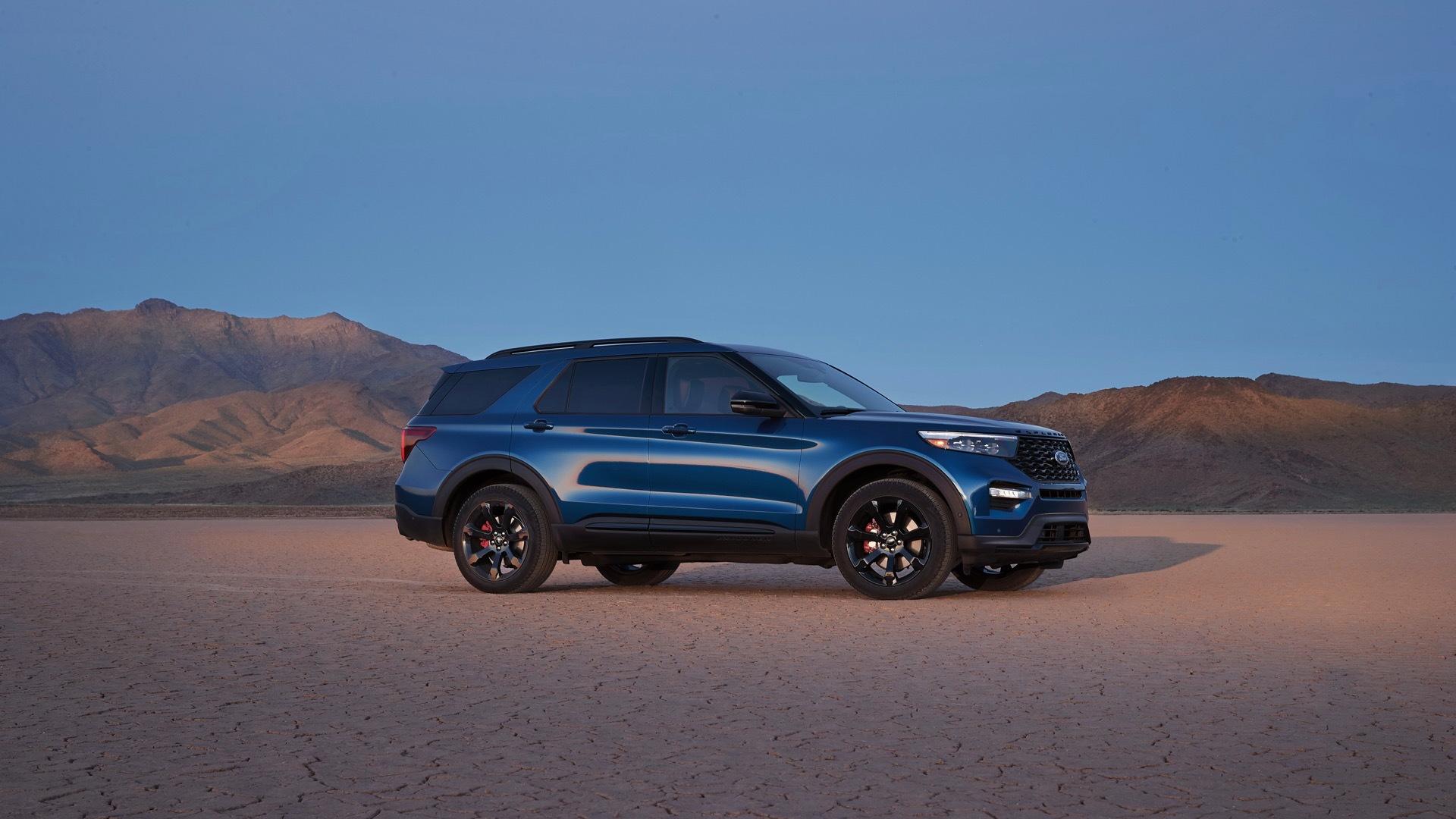 2022 Ford Explorer ST