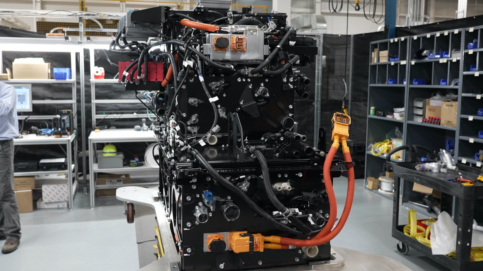 Toyota hydrogen fuel-cell kit, to be assembled in Kentucky
