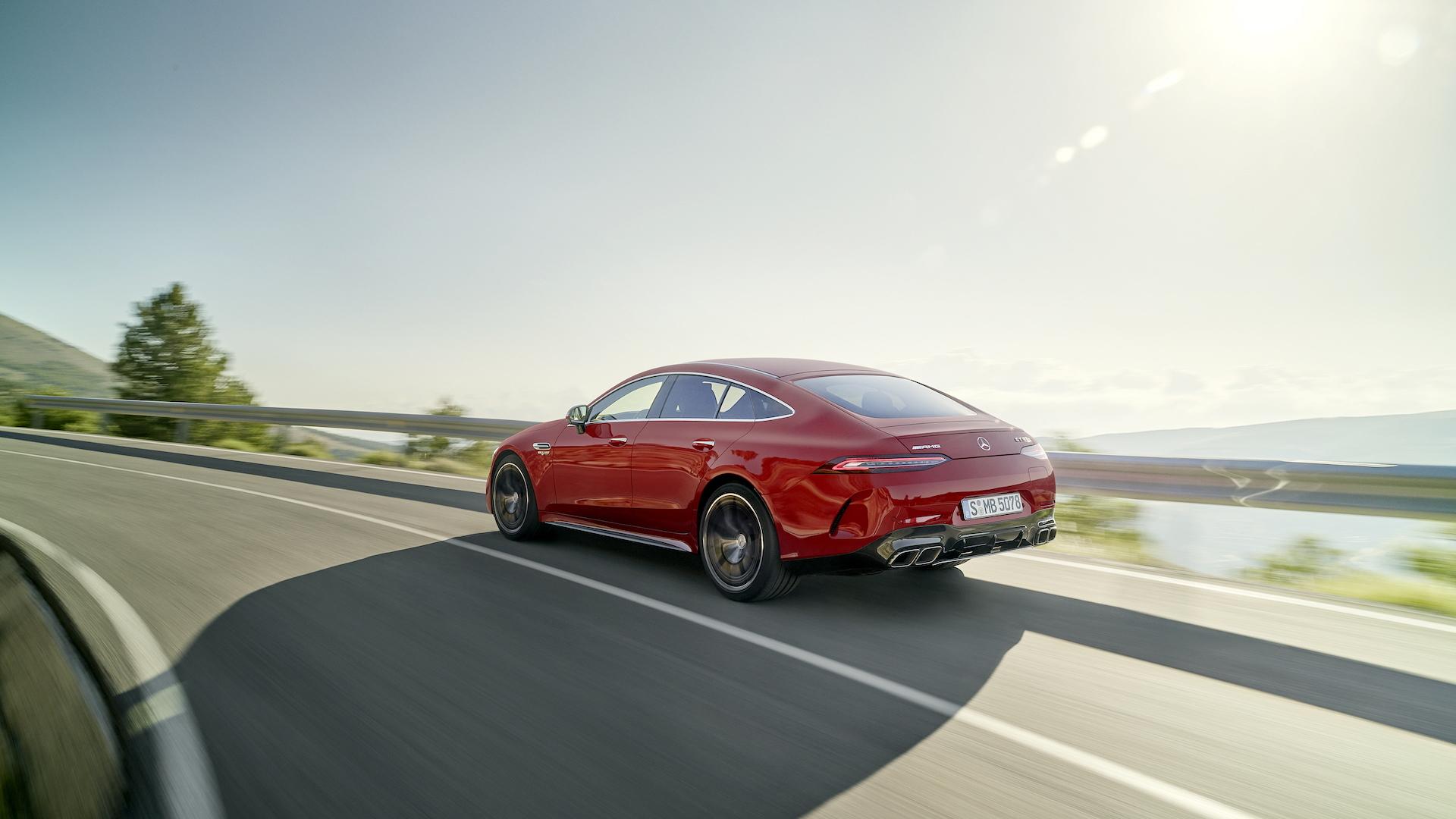 2023 Mercedes-Benz AMG GT 63S E Performance