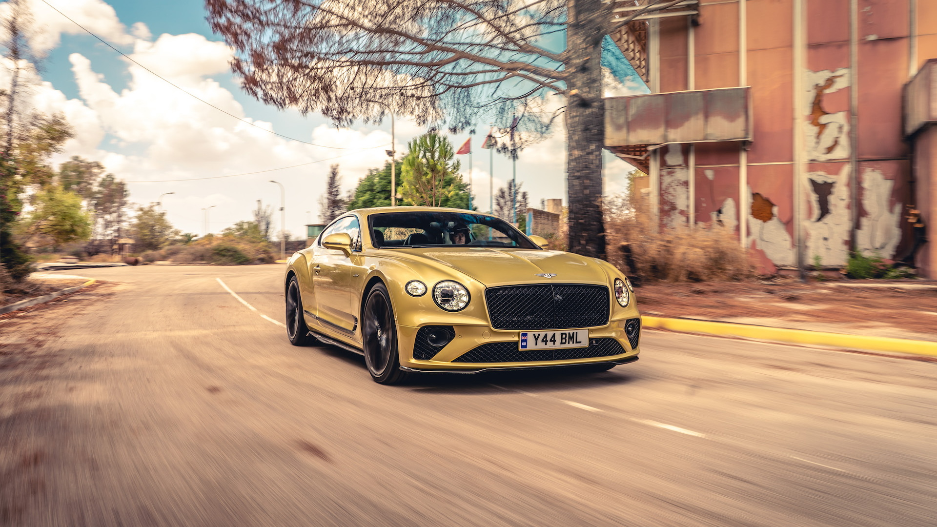 2022 Bentley Continental GT Speed at Comiso