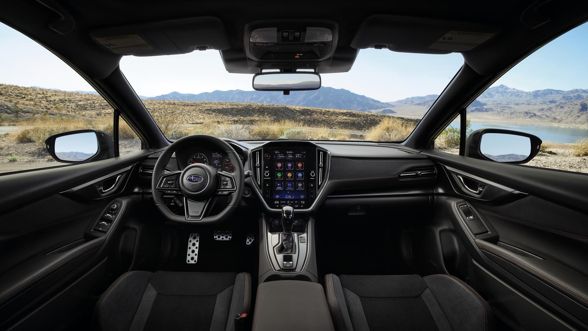 2022 Subaru WRX GT