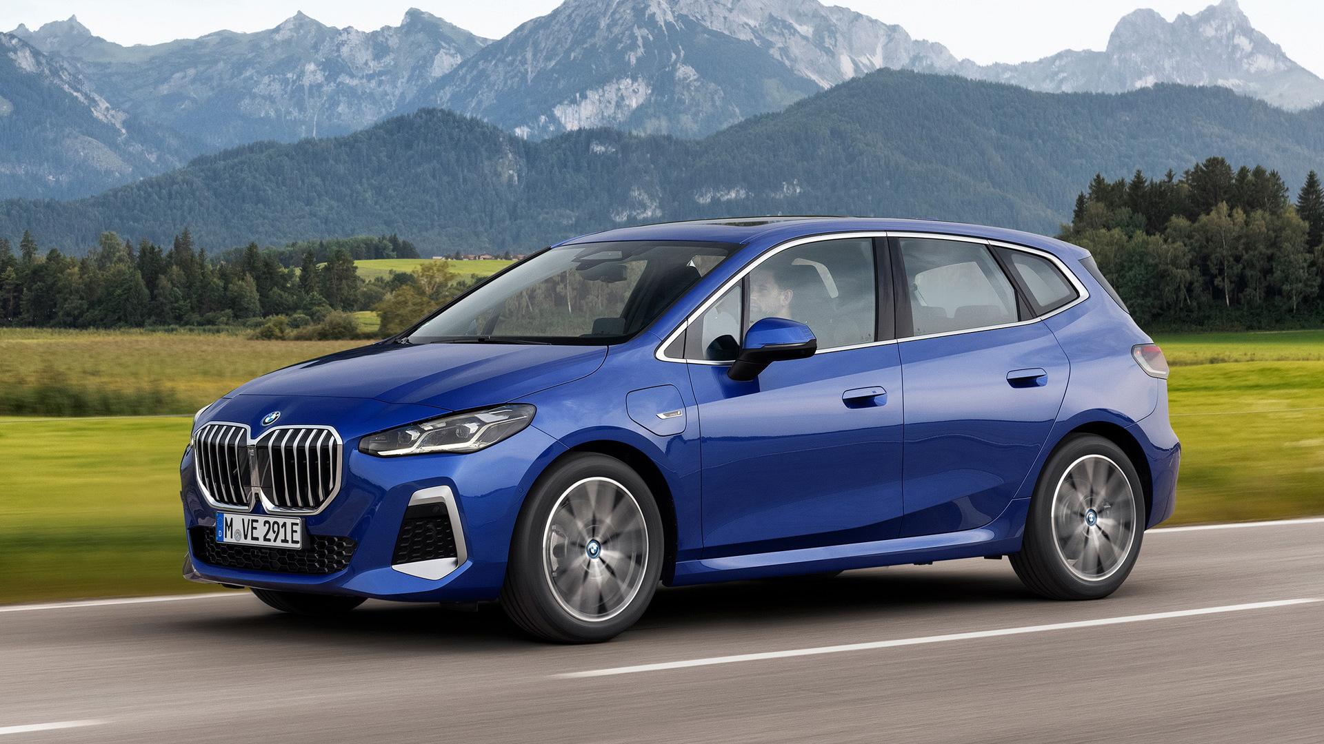 2022 BMW 2-Series Active Tourer