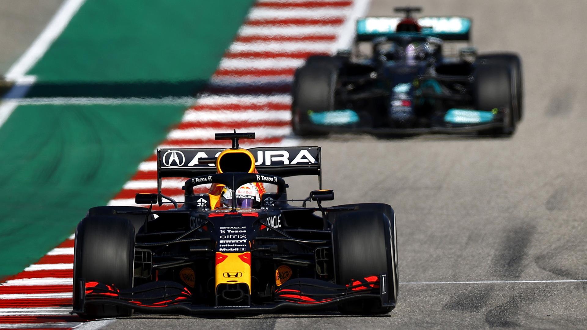 2021 Formula One United States Grand Prix