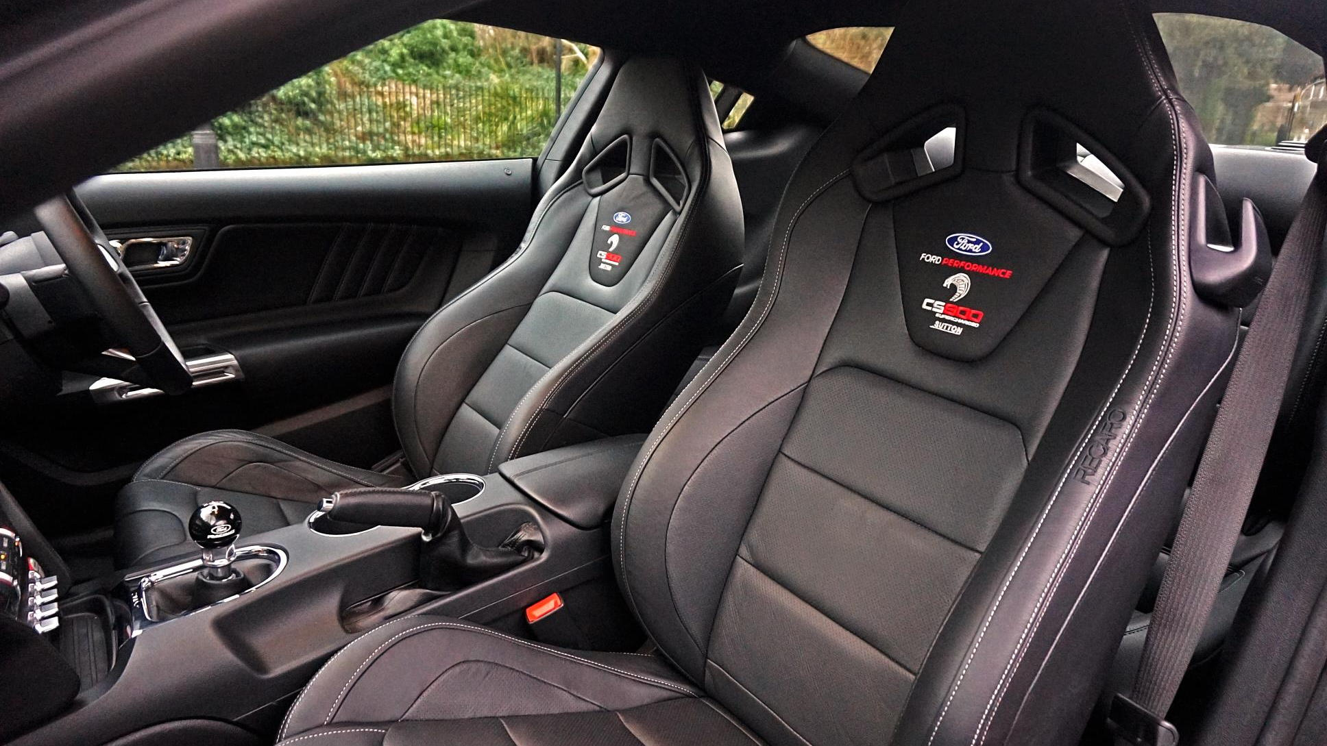 2017 Sutton CS800 Mustang