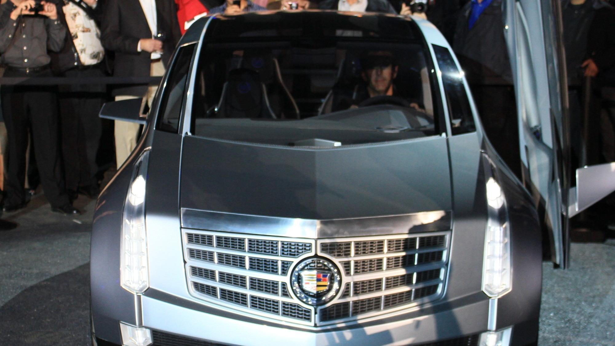 2010 Cadillac Urban Luxury Concept