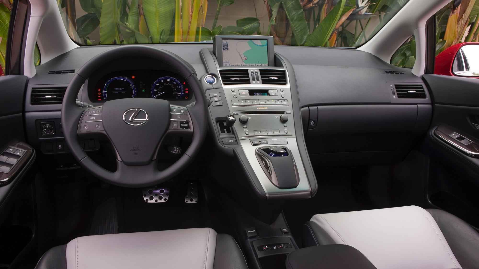 2017 Lexus Hs 250h