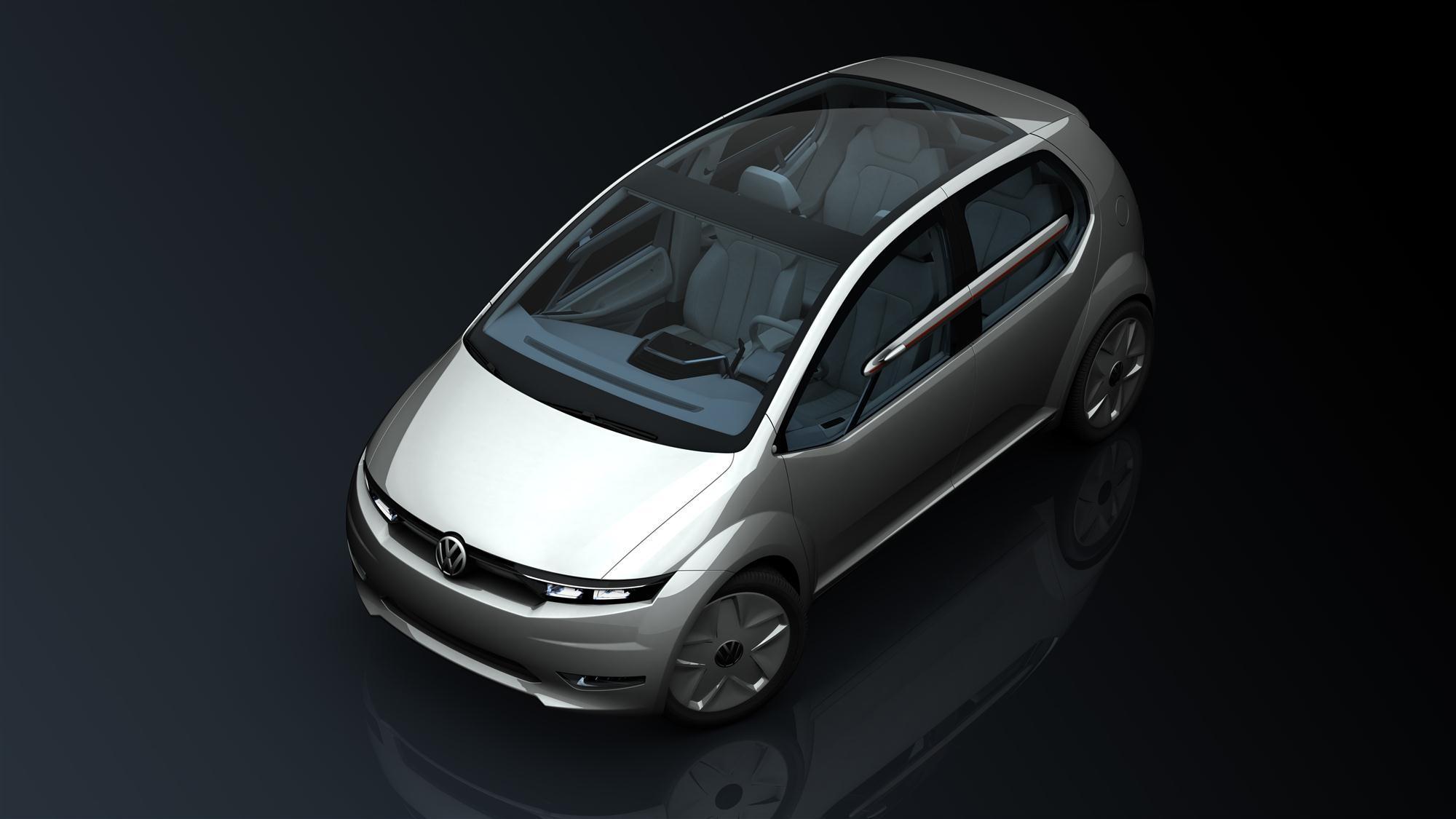 Volkswagen Italdesign Giugiaro GO! Concept