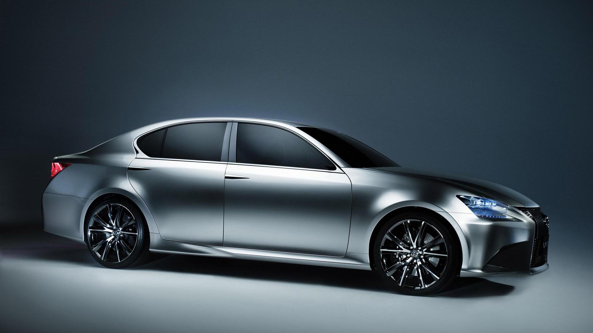Lexus LF-Gh Hybrid Concept