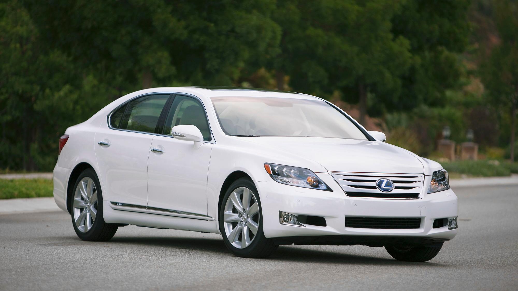 2011 Lexus LS 600h L