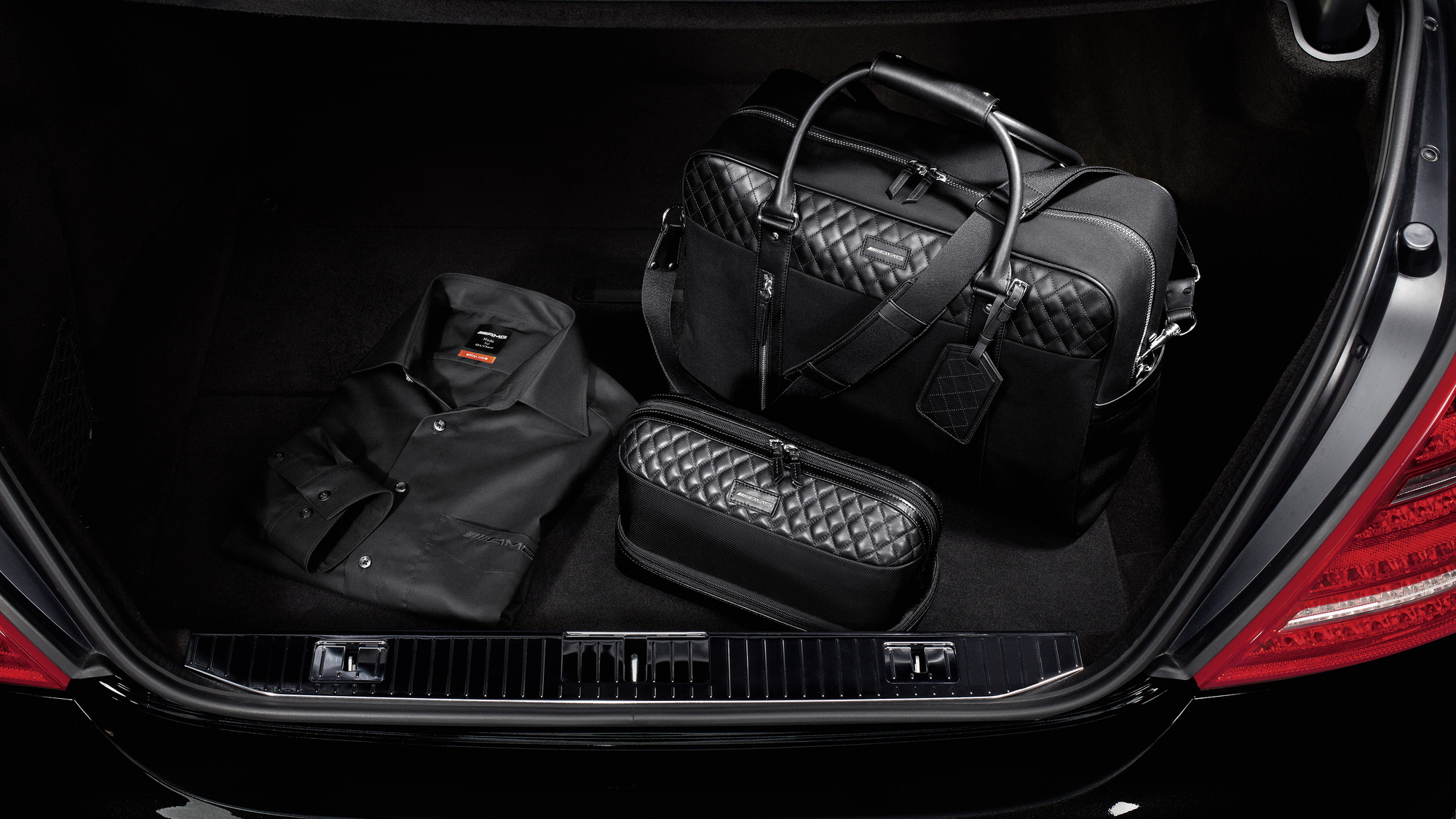 Mercedes-Benz AMG accessory range