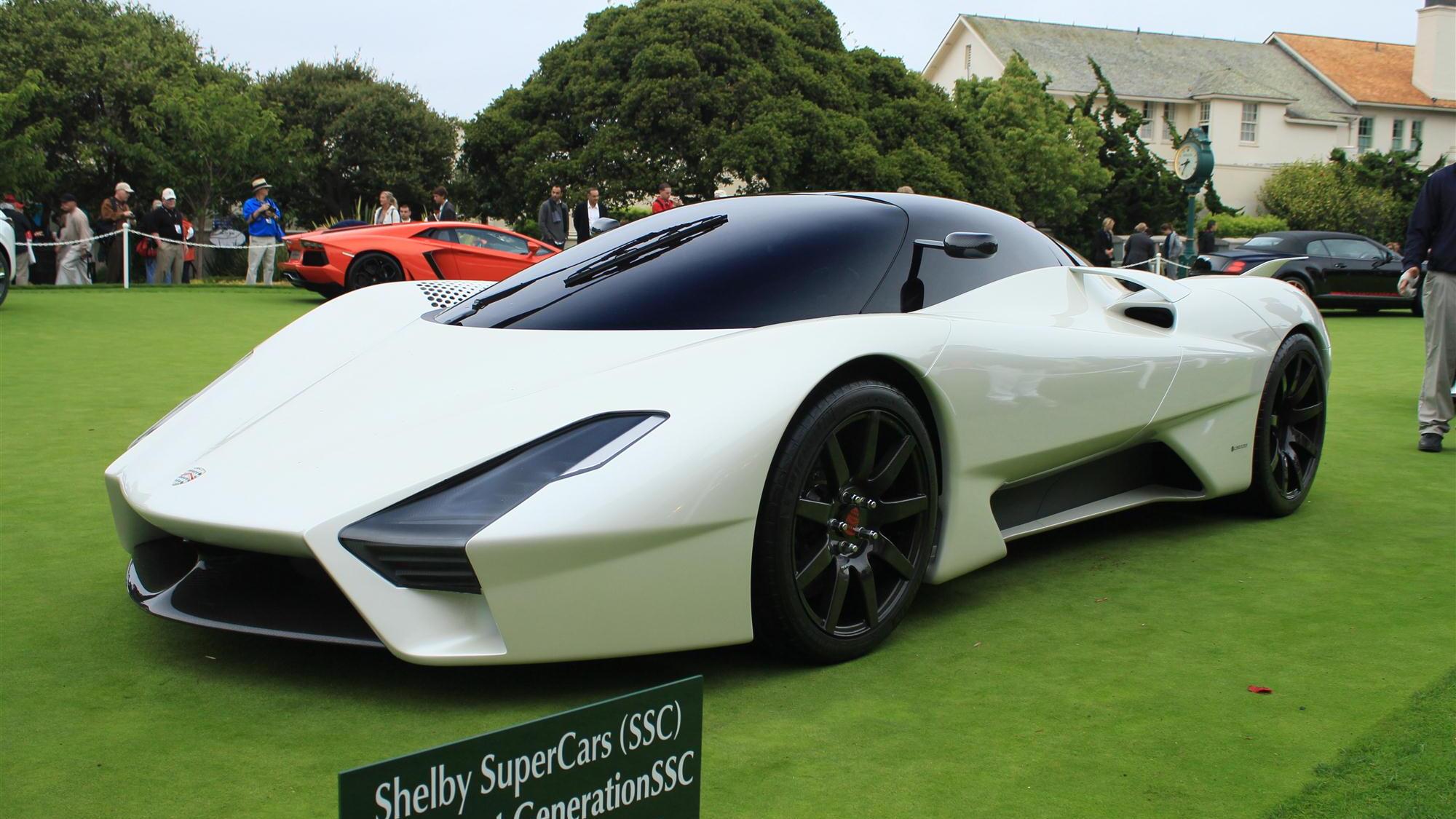 Shelby Supercars Tuatara