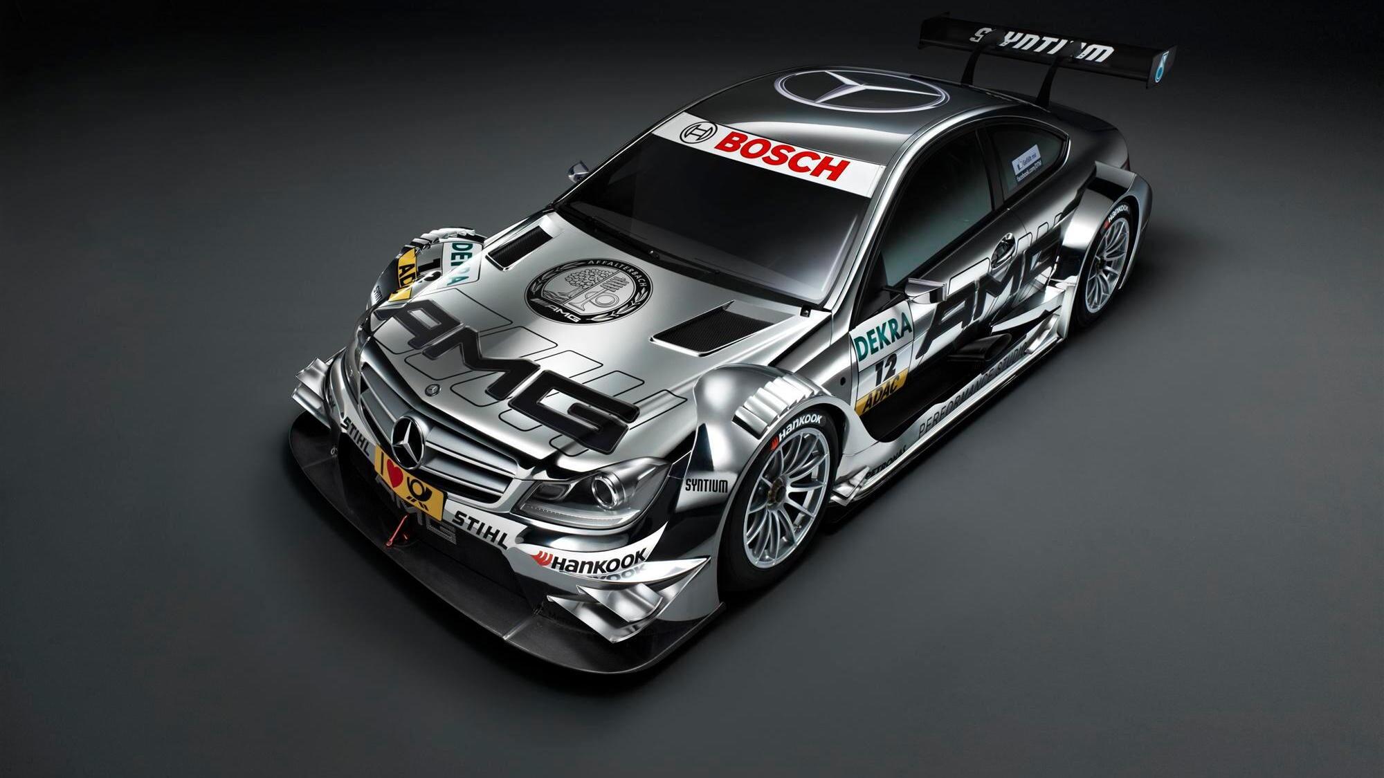 2012 Mercedes DTM AMG C-Coupe