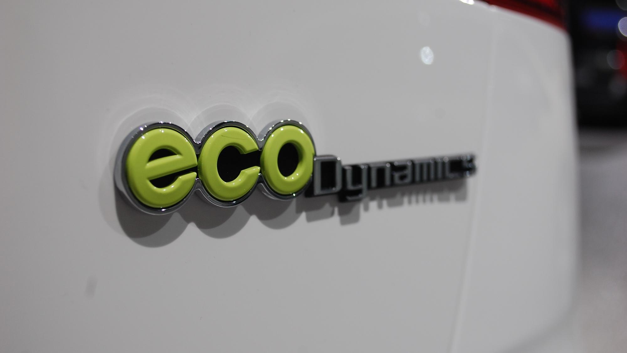 Kia Rio Ecodynamics live photos, 2011 Frankfurt Auto Show