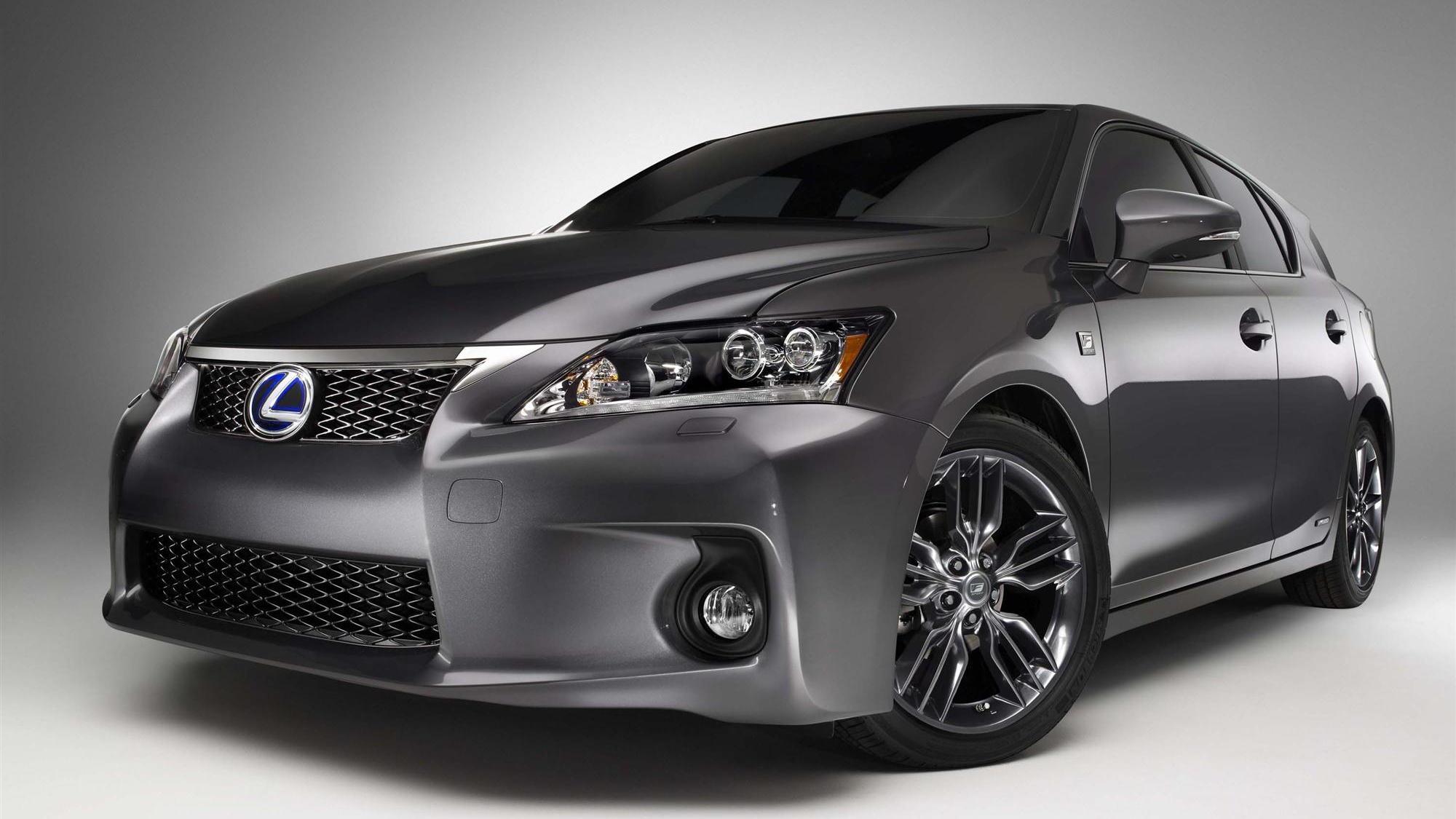 2012 Lexus CT 200h Sport Special Edition