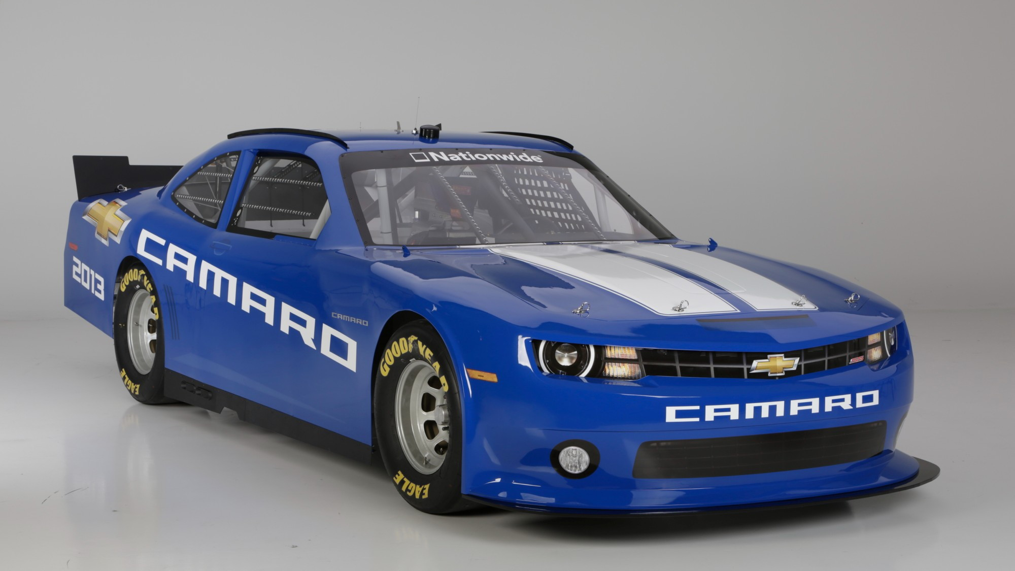 2013 Chevy Camaro NASCAR Nationwide race car