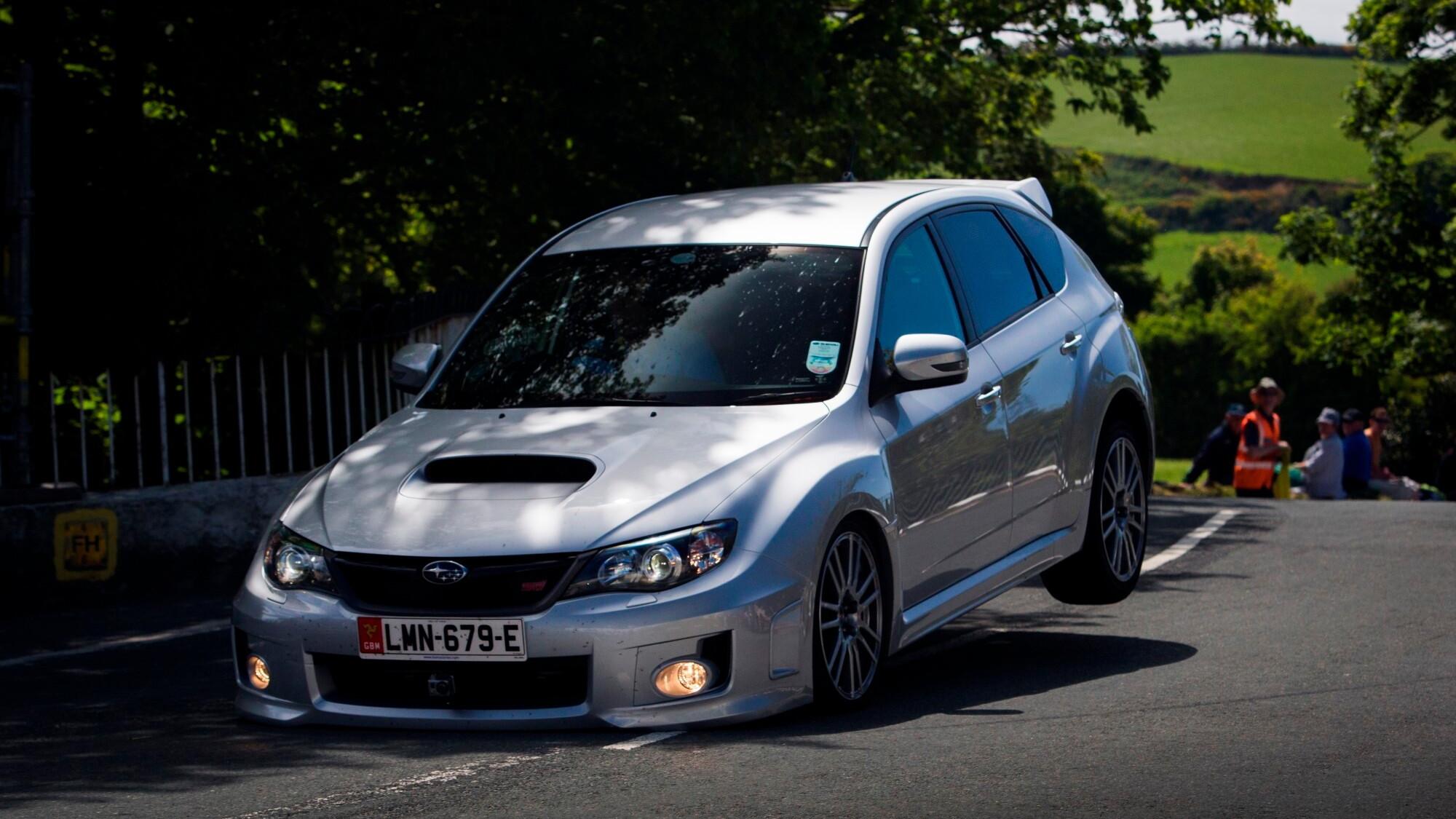 2013 Subaru WRX STI, Ireland and the Isle of Man, 2013