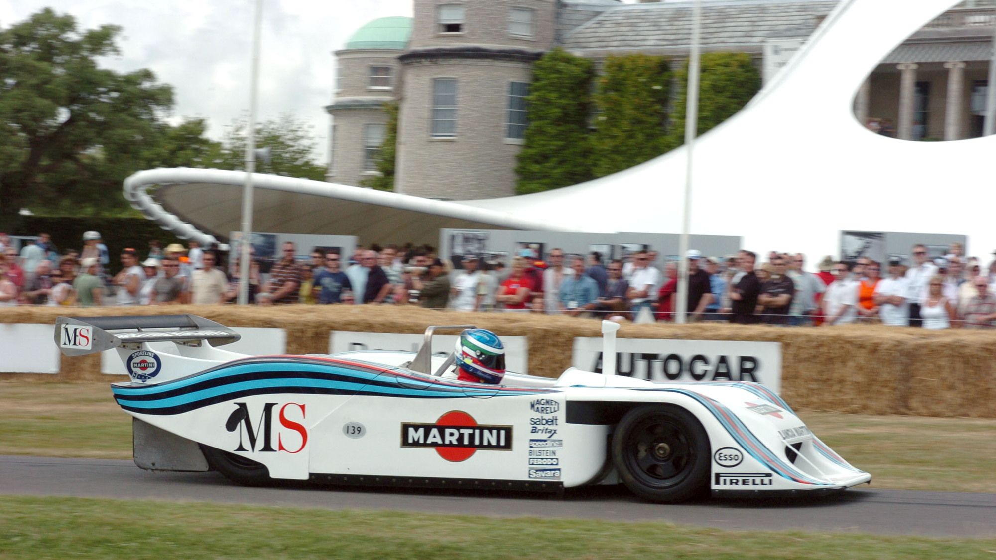 45 Years of Martini Racing History