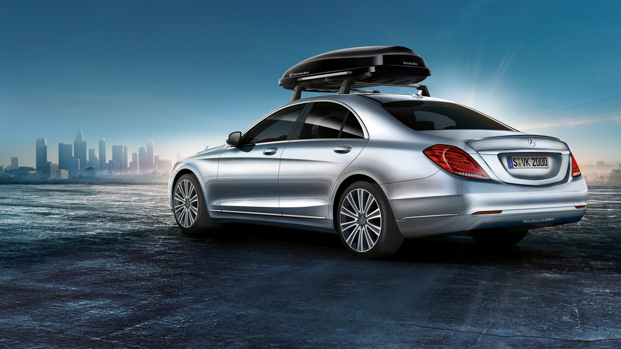 2014 Mercedes-Benz S-Class Accessories