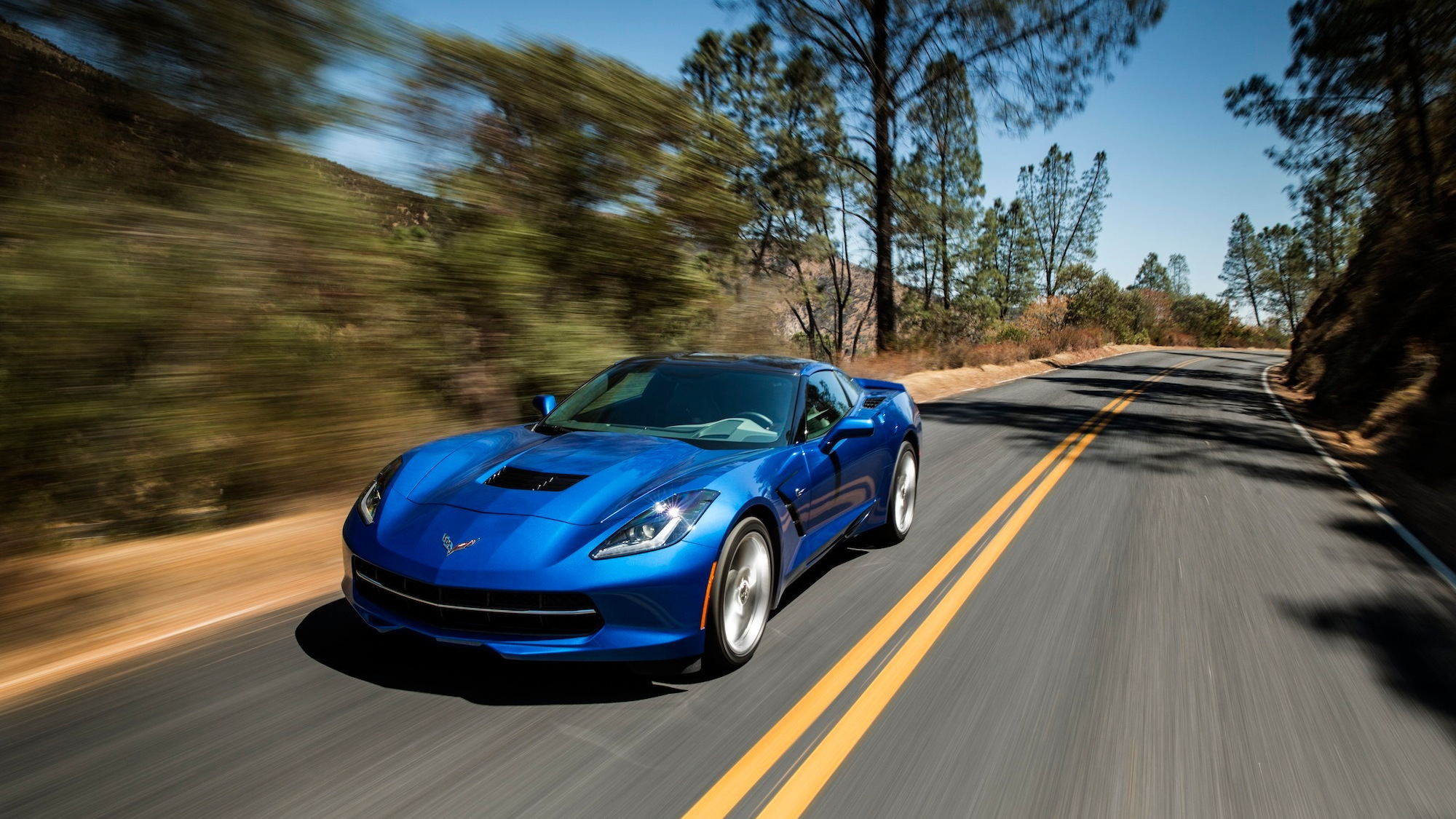 2014 Chevrolet Corvette Stingray first drive