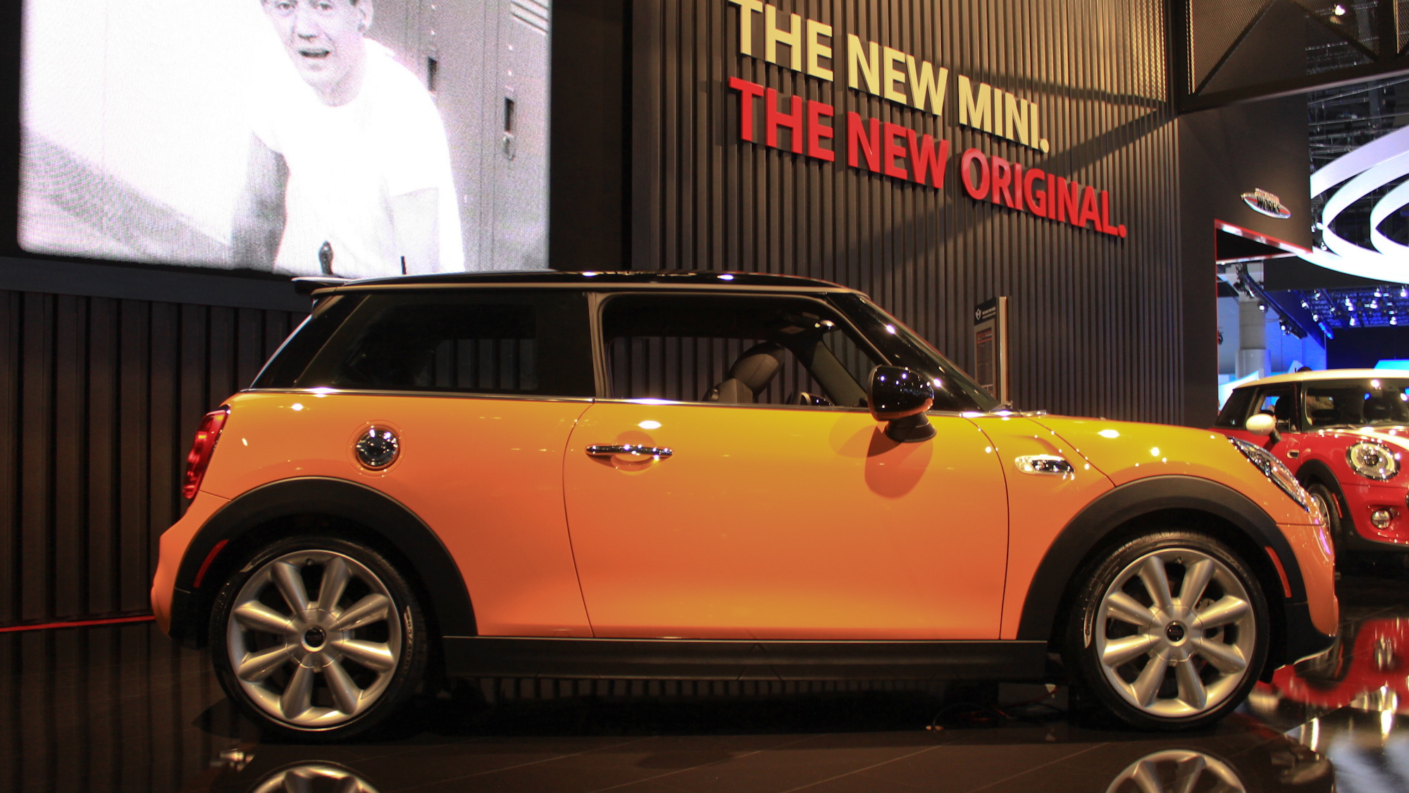 2014 MINI Cooper S, 2013 Los Angeles Auto Show