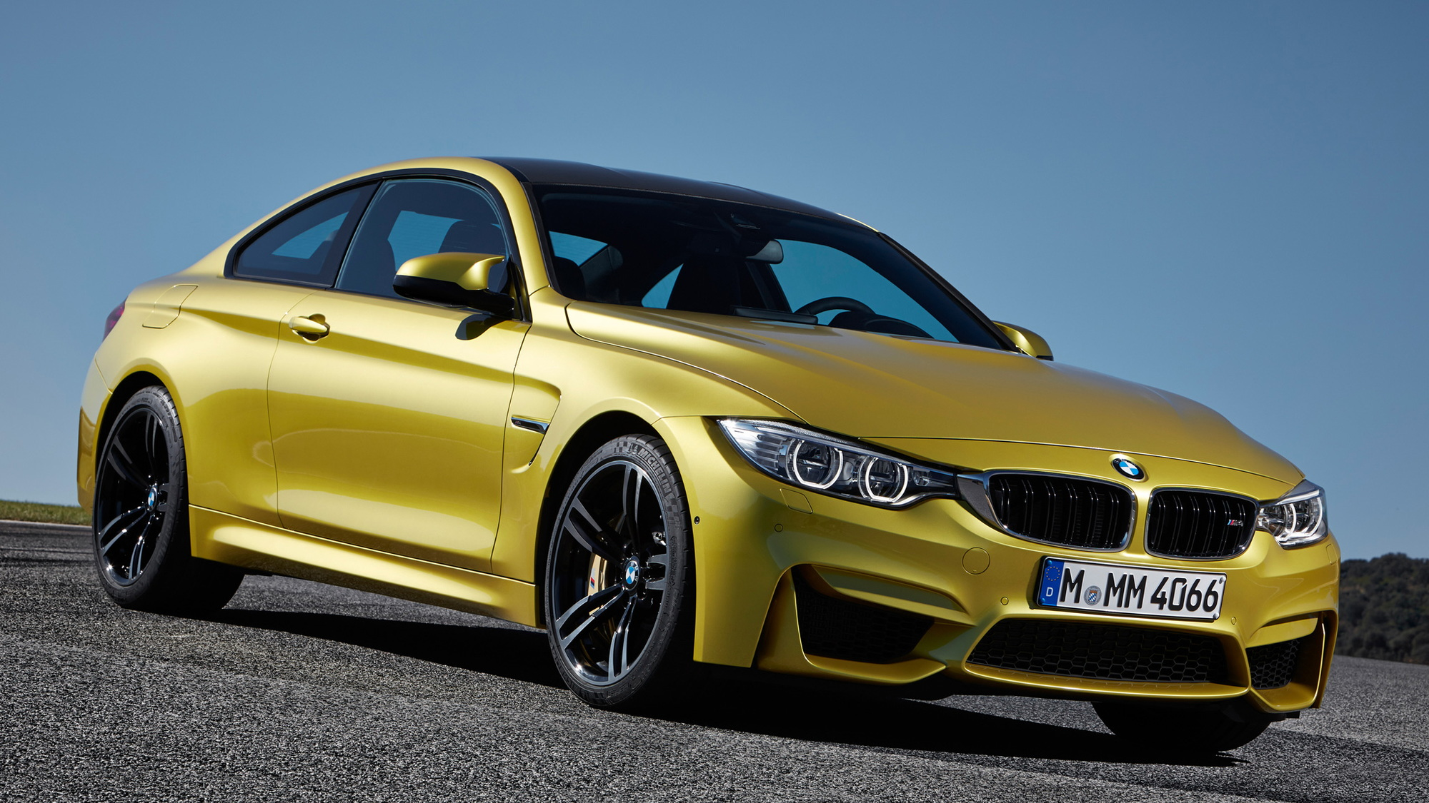2015 BMW M4 leaked images