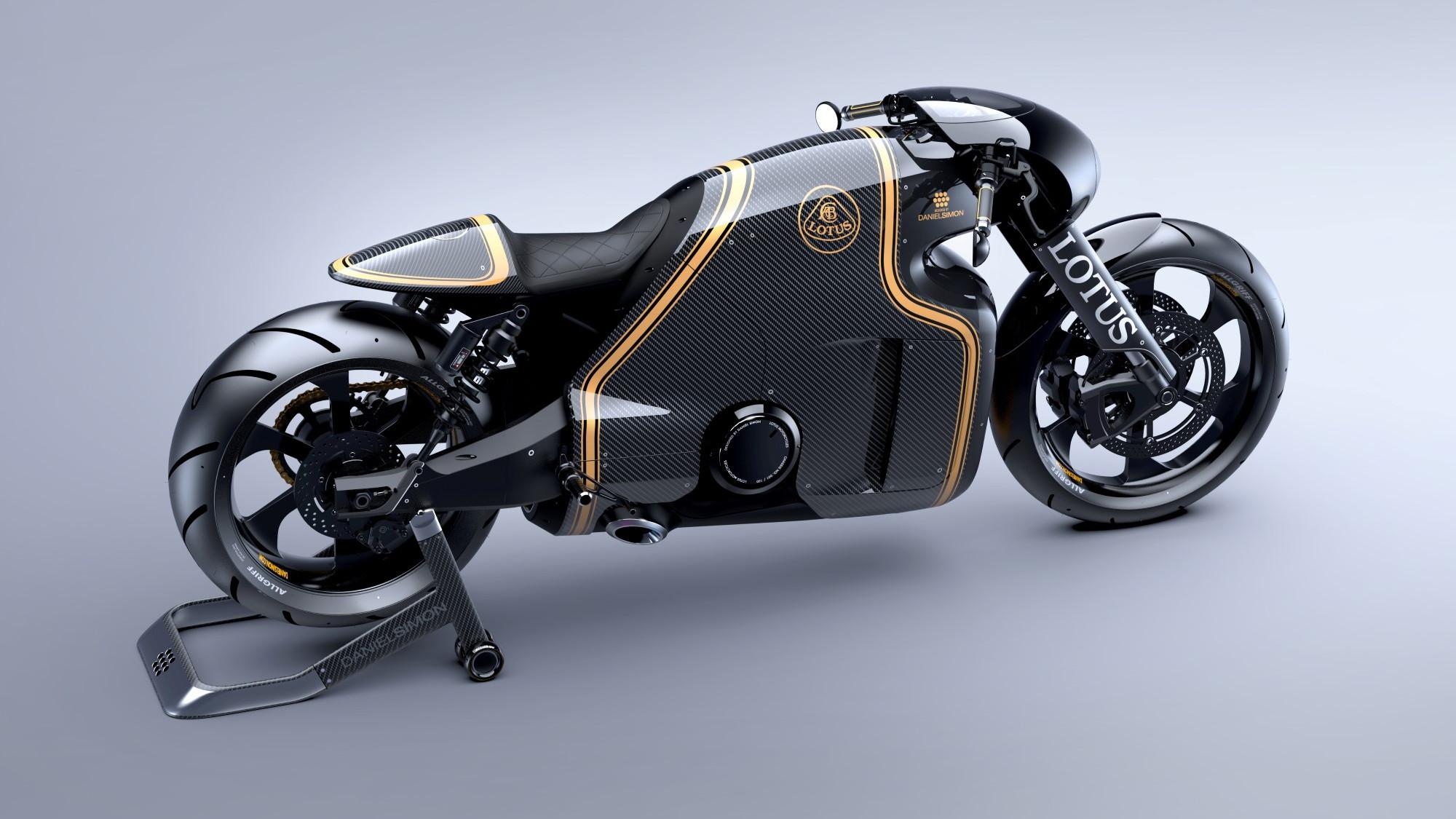 Lotus C-01 superbike