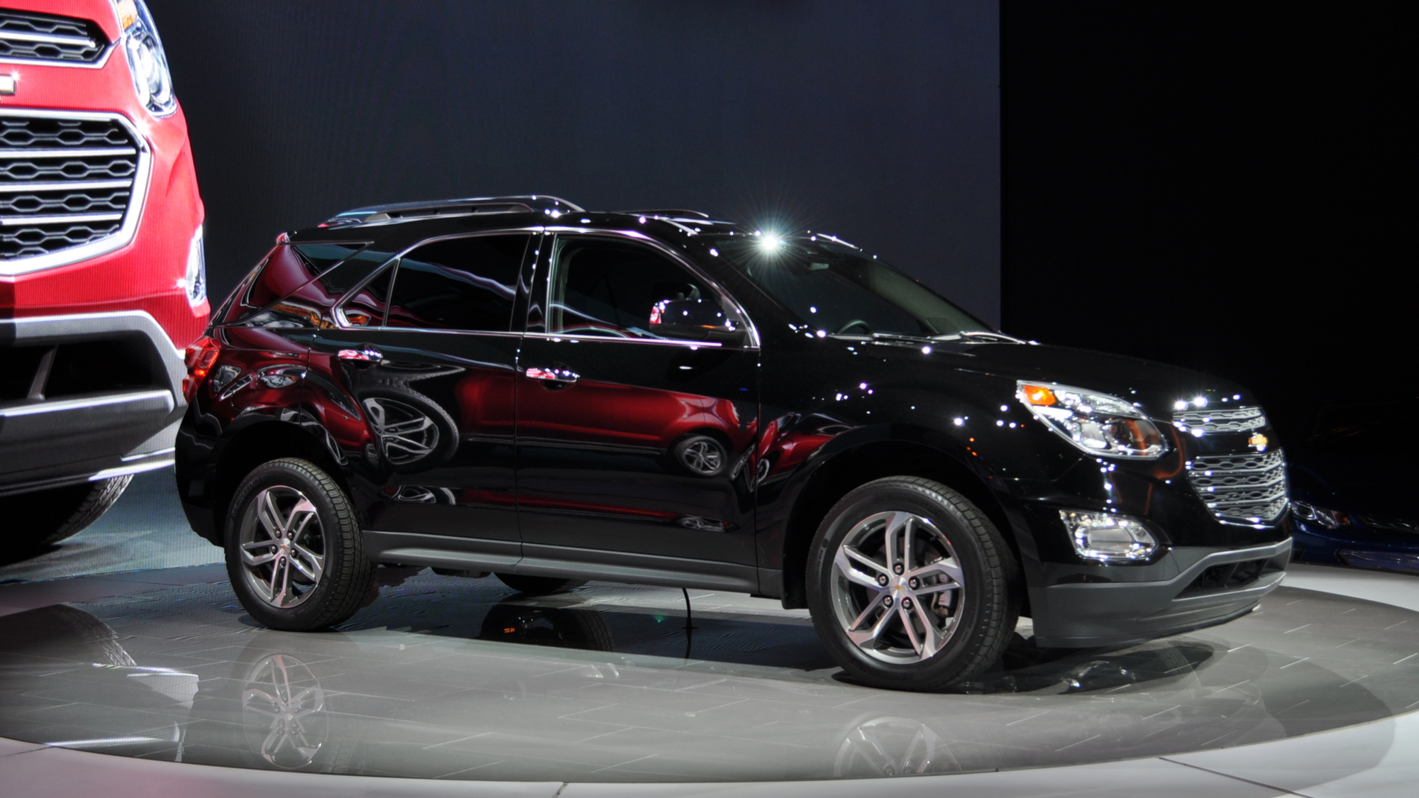 2016 Chevrolet Equinox, 2015 Chicago Auto Show