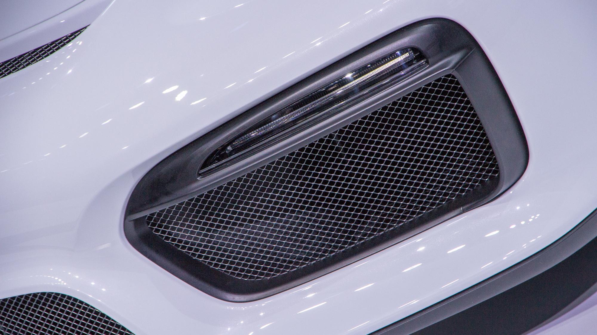 2016 Porsche Boxster Spyder, 2015 New York Auto Show