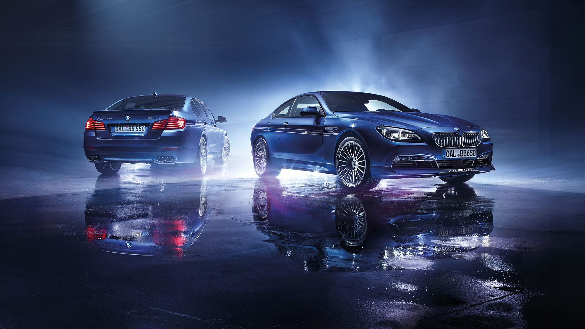 2015 BMW Alpina B5 and B6 Bi-Turbo Edition 50