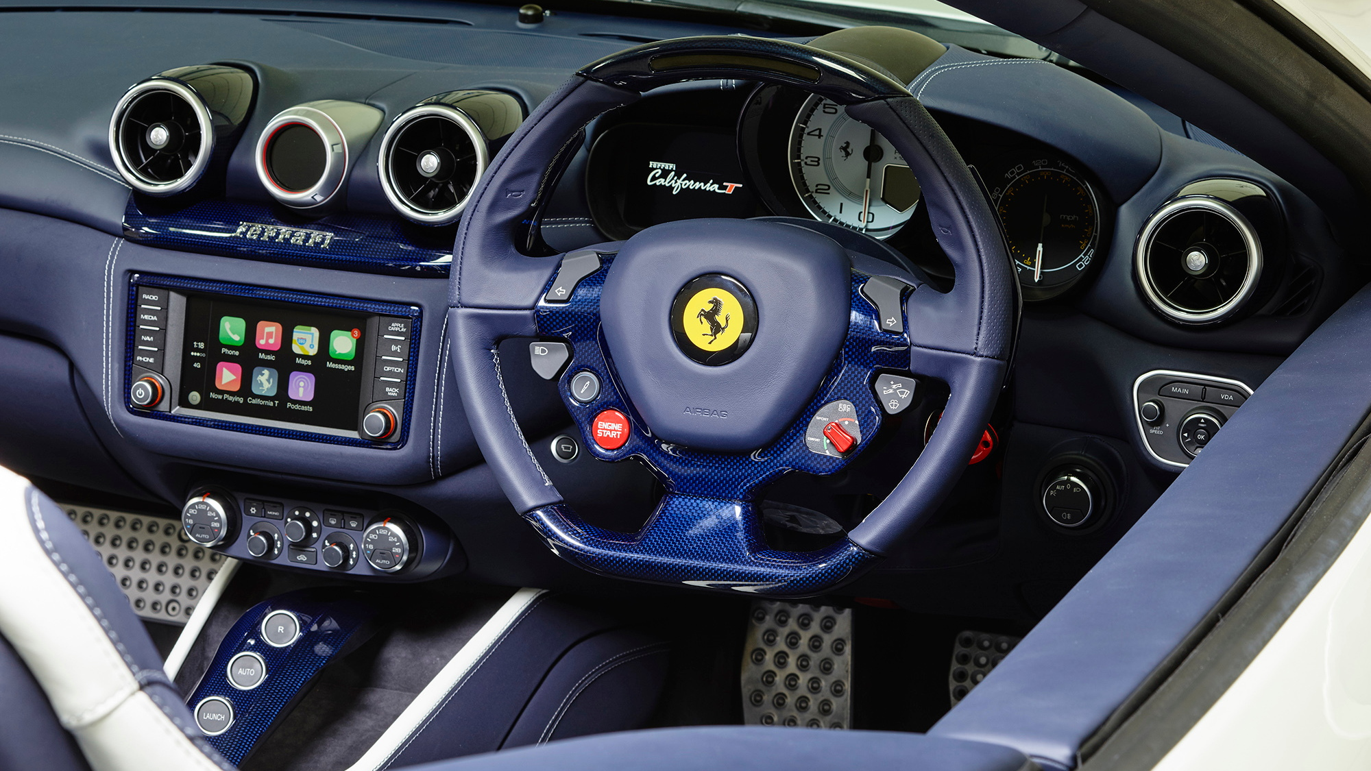 Tailor Made Ferrari California T