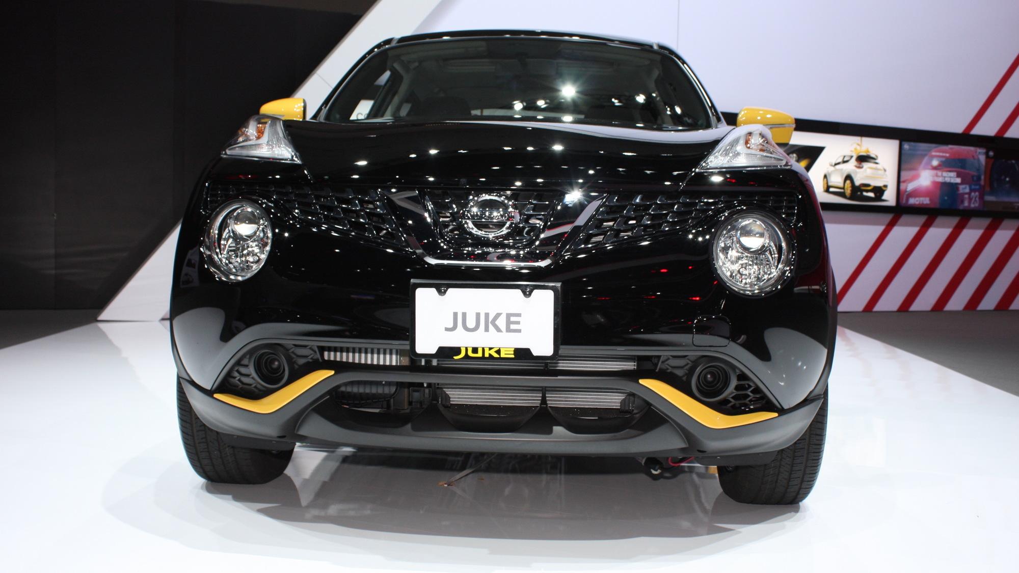 2016 Nissan Juke Stinger, 2015 Los Angeles Auto Show